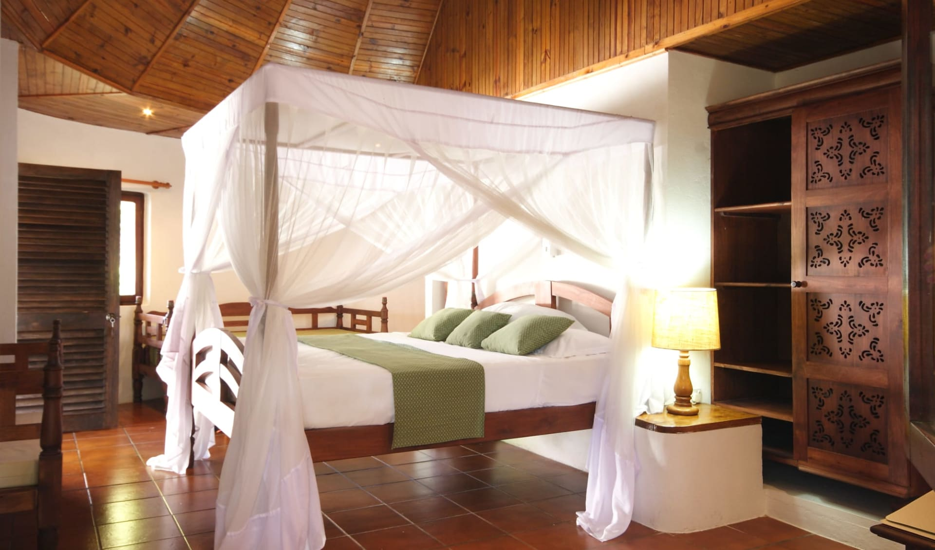 Cote d'Or Lodge in Praslin: