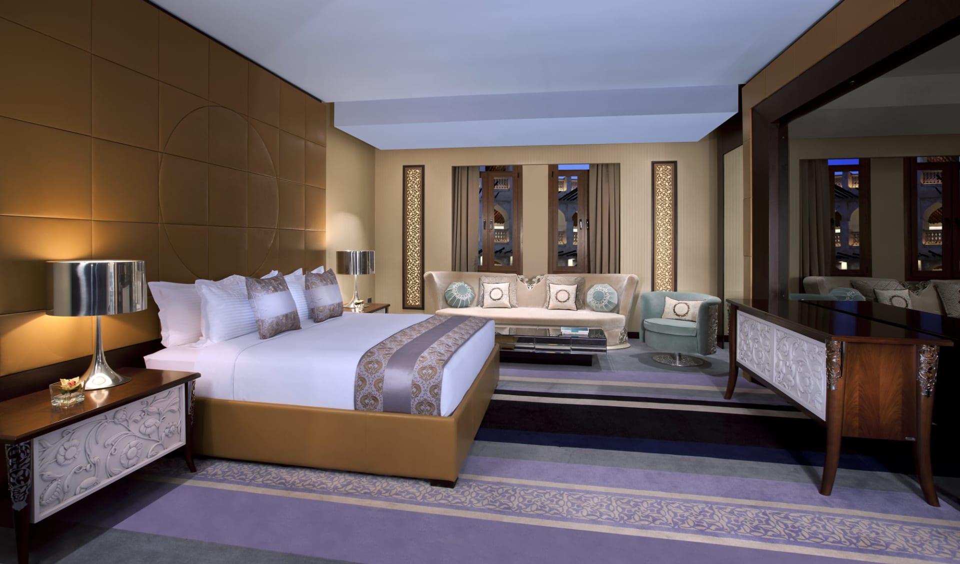 Souq Waqif Boutique Hotels in Doha:  Amiri suite