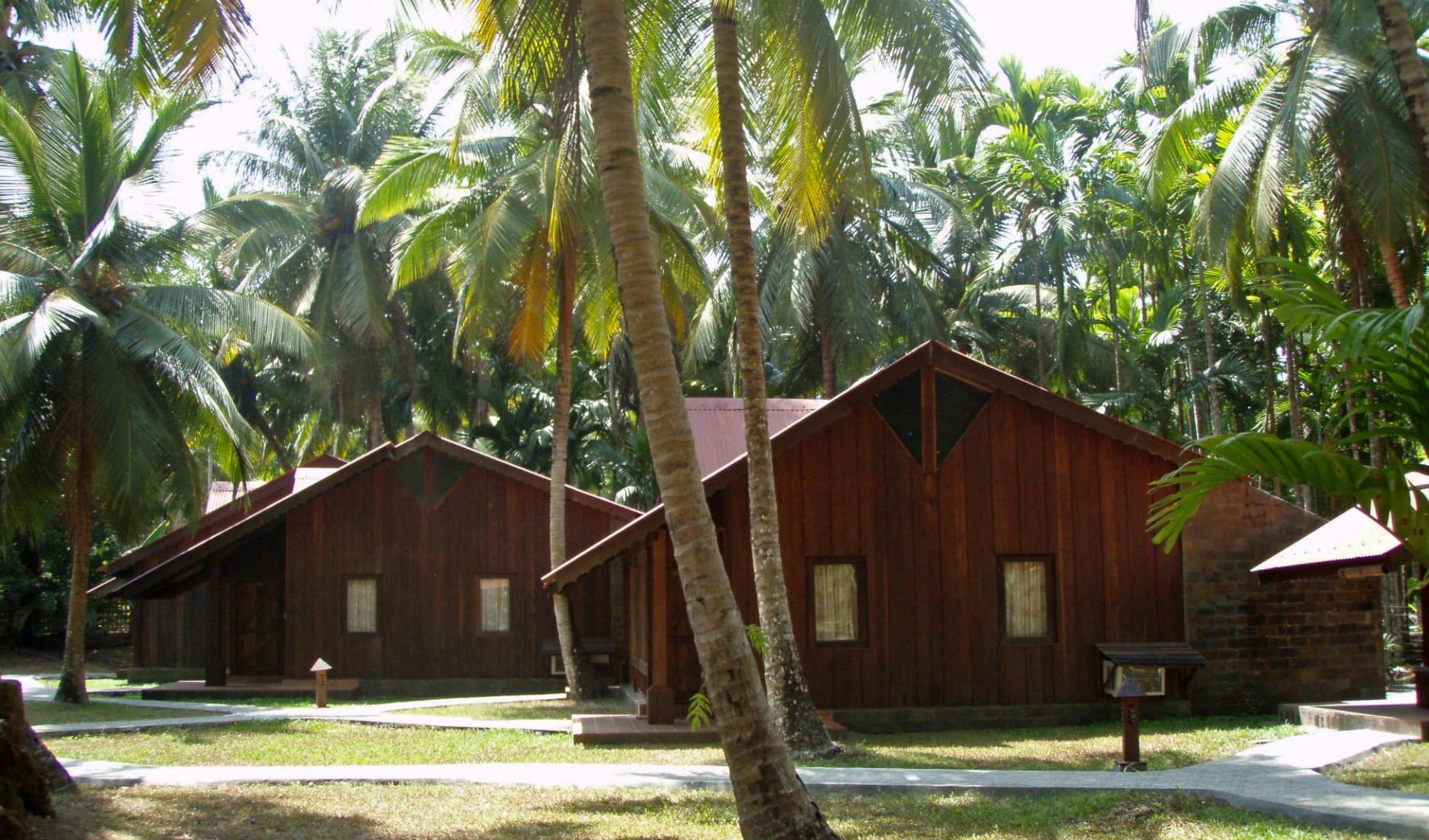 Silversand Beach Resort in Andamanen: Andaman Cottage (Garden Facing)