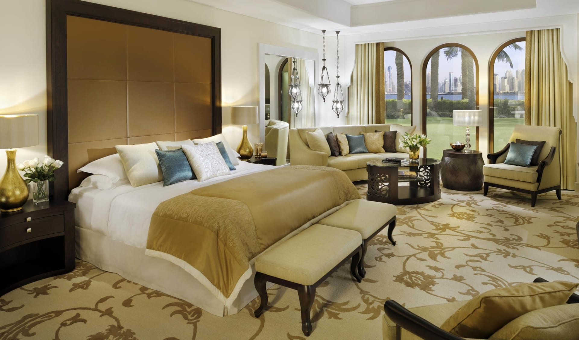 One&Only The Palm in Dubai:  Beach Junior Suite
