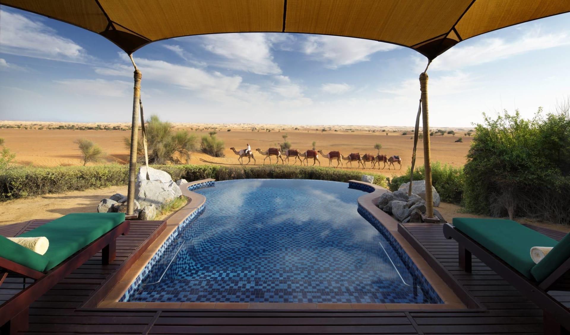 Al Maha Desert Resort & Spa: Bedouin Suite