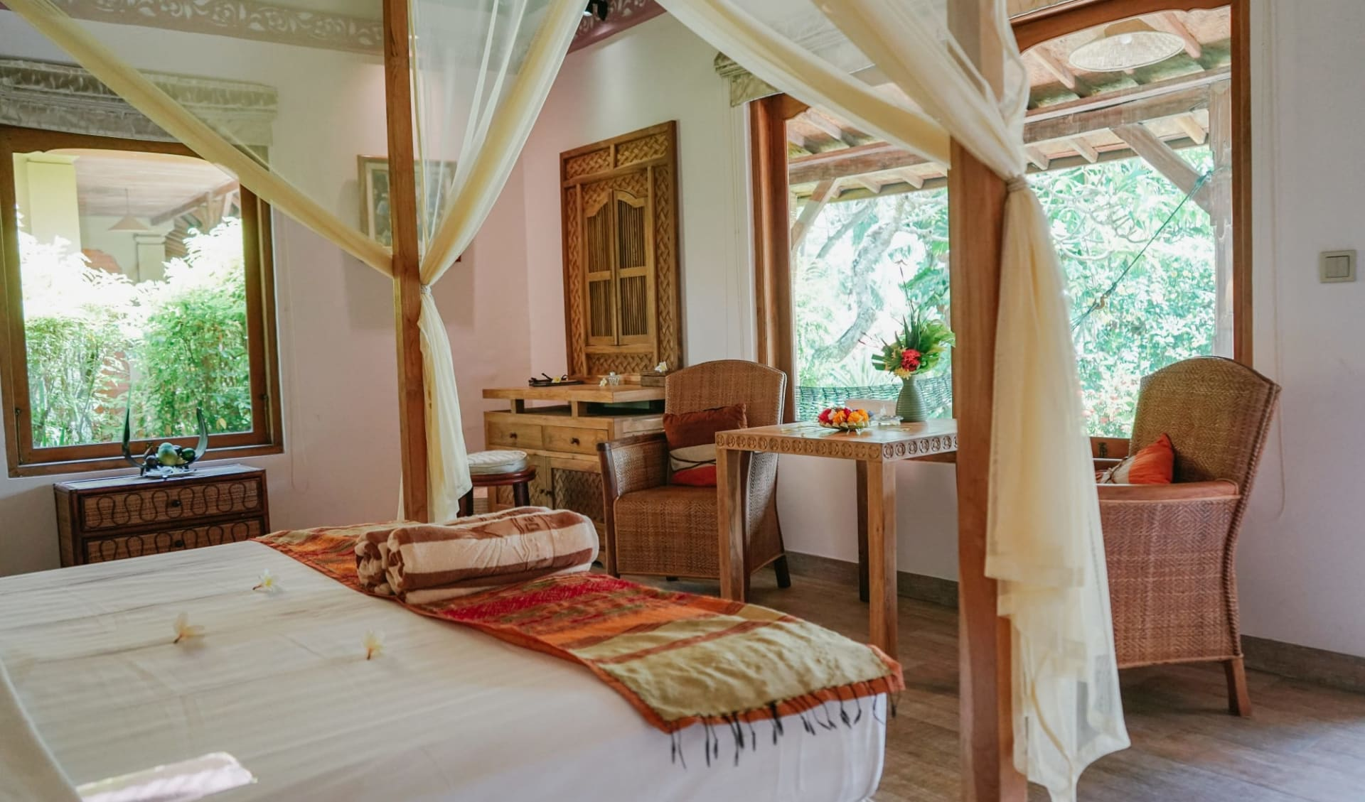 Puri Dajuma in Nordbali: Bendega Villa 1-Bedroom | Bendega Villa Duplex