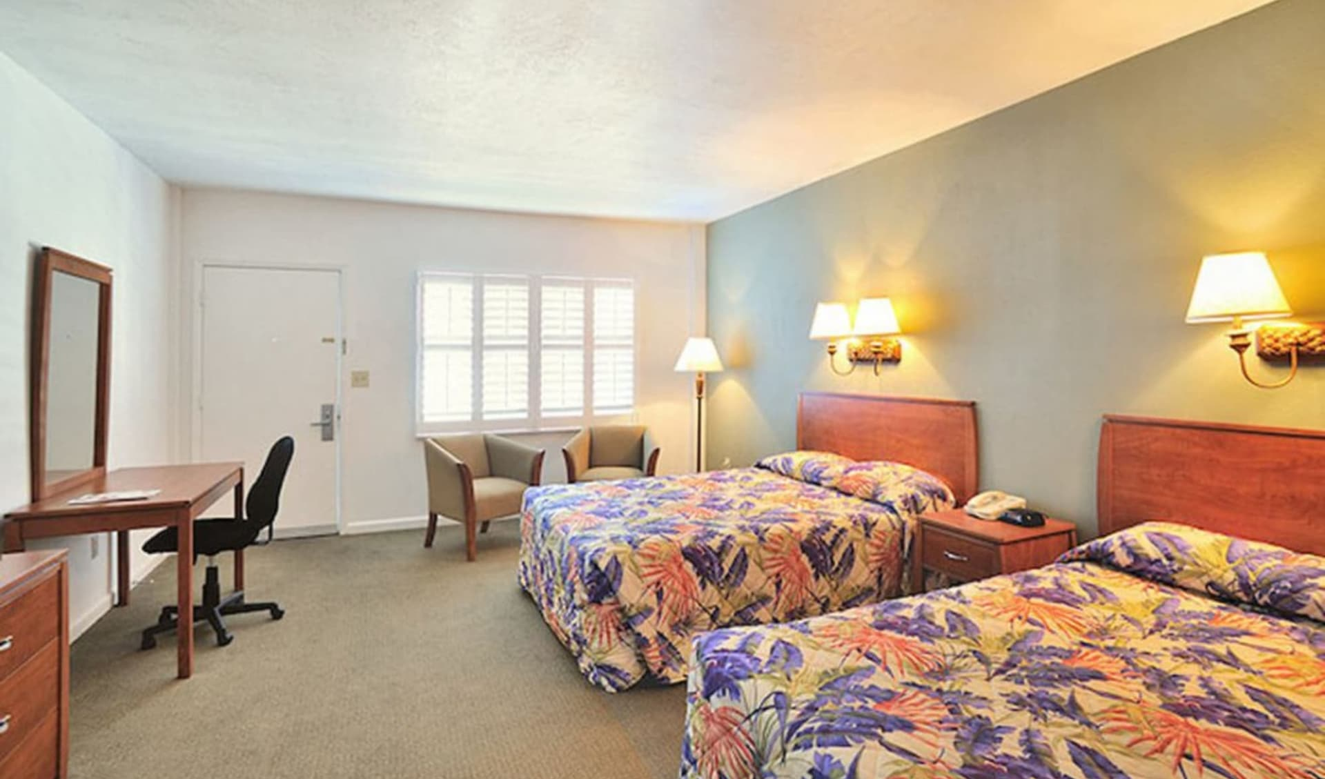 Blue Marlin Motel in Key West:  Blue Marlin Hotel_Standard
