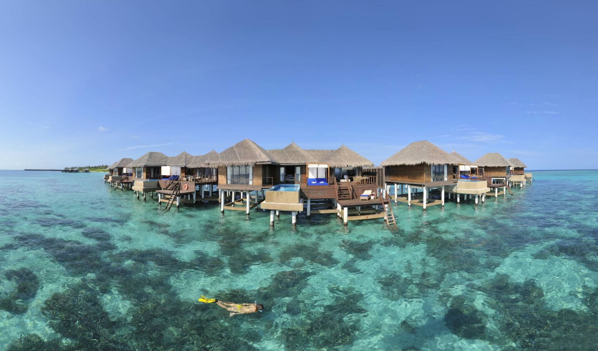Coco Bodu Hithi in Nordmale-Atoll: Coco Residence