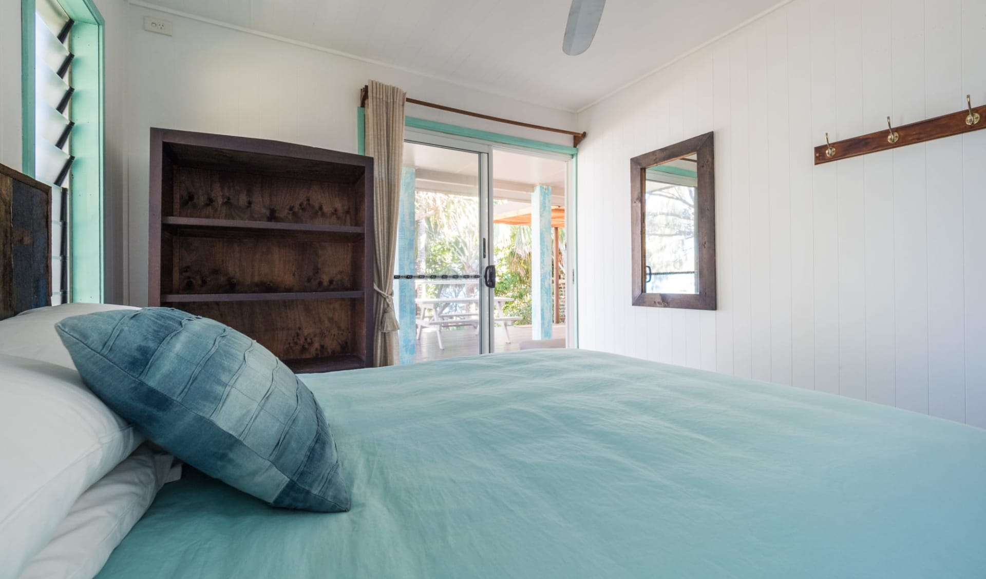 Pumpkin Island in Yeppoon:  Coral Cove Main Bed