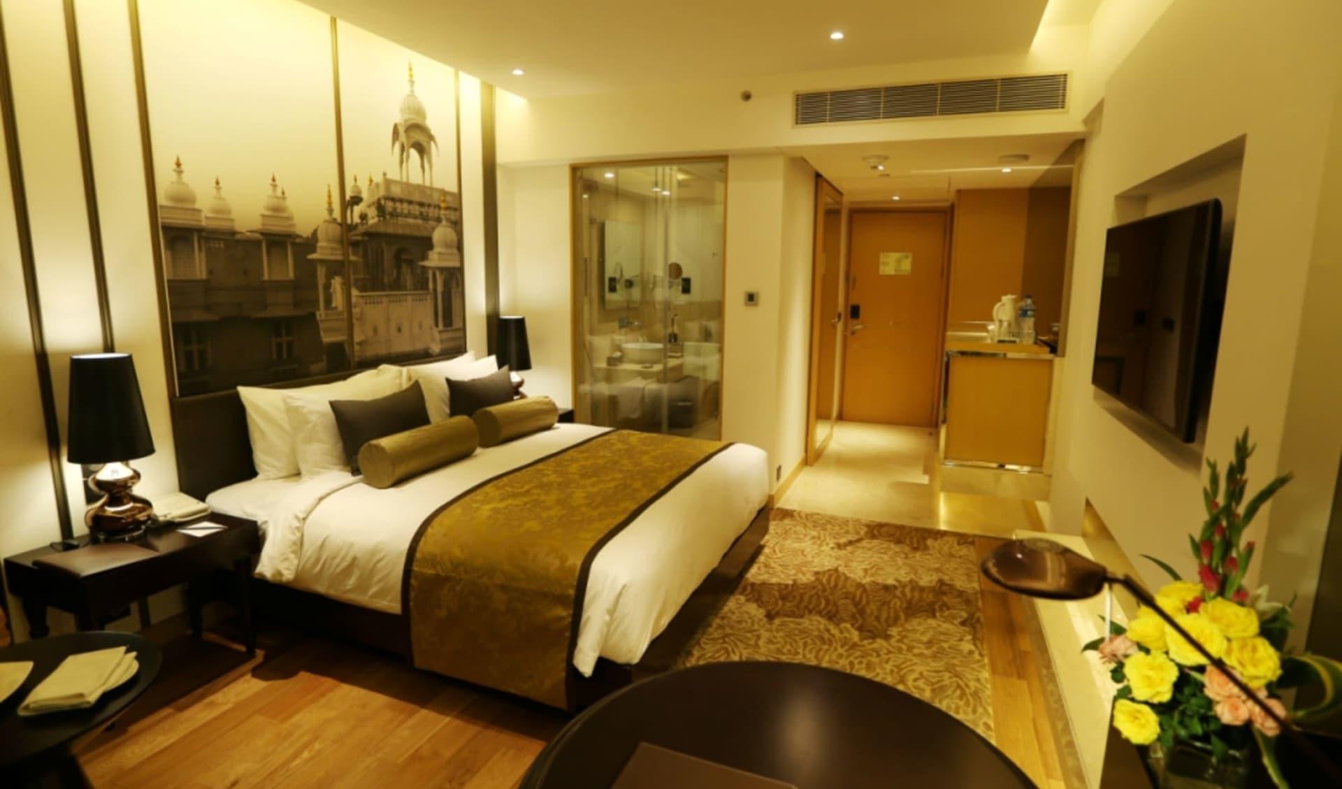 Pride Plaza Hotel Aerocity in Delhi: Deluxe