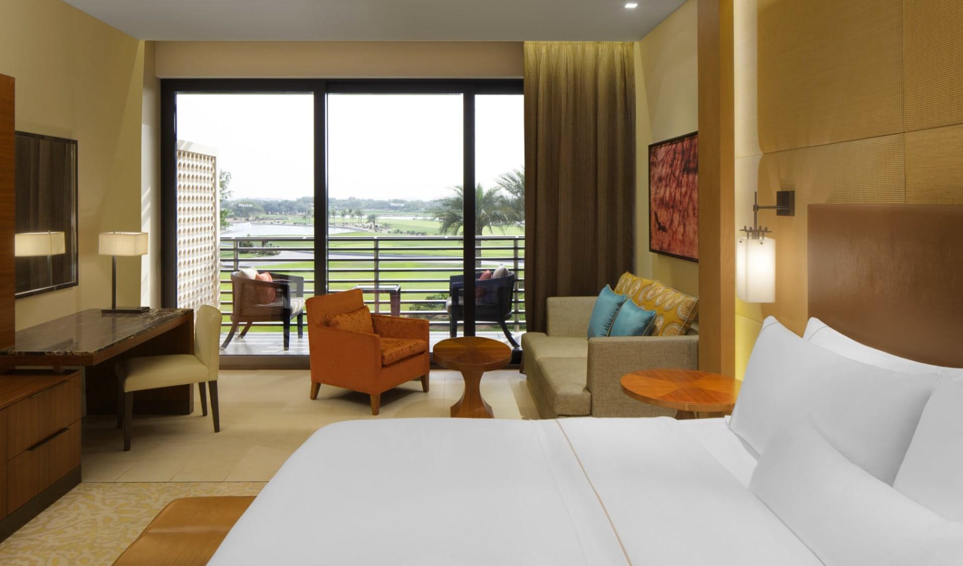 The Westin Abu Dhabi Golf Resort & Spa:  Deluxe