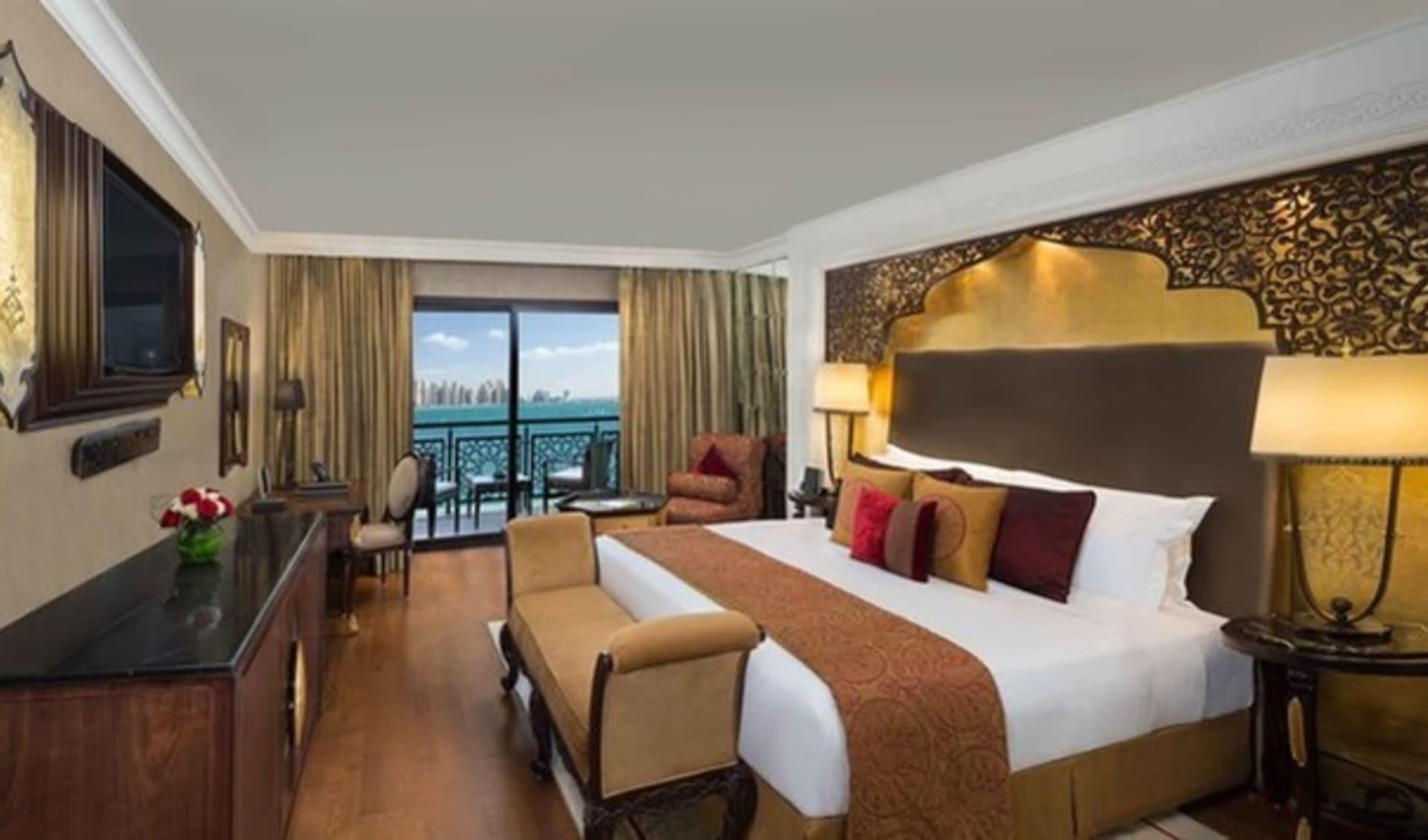 Jumeirah Zabeel Saray in Dubai:  Deluxe Arabian Sea View