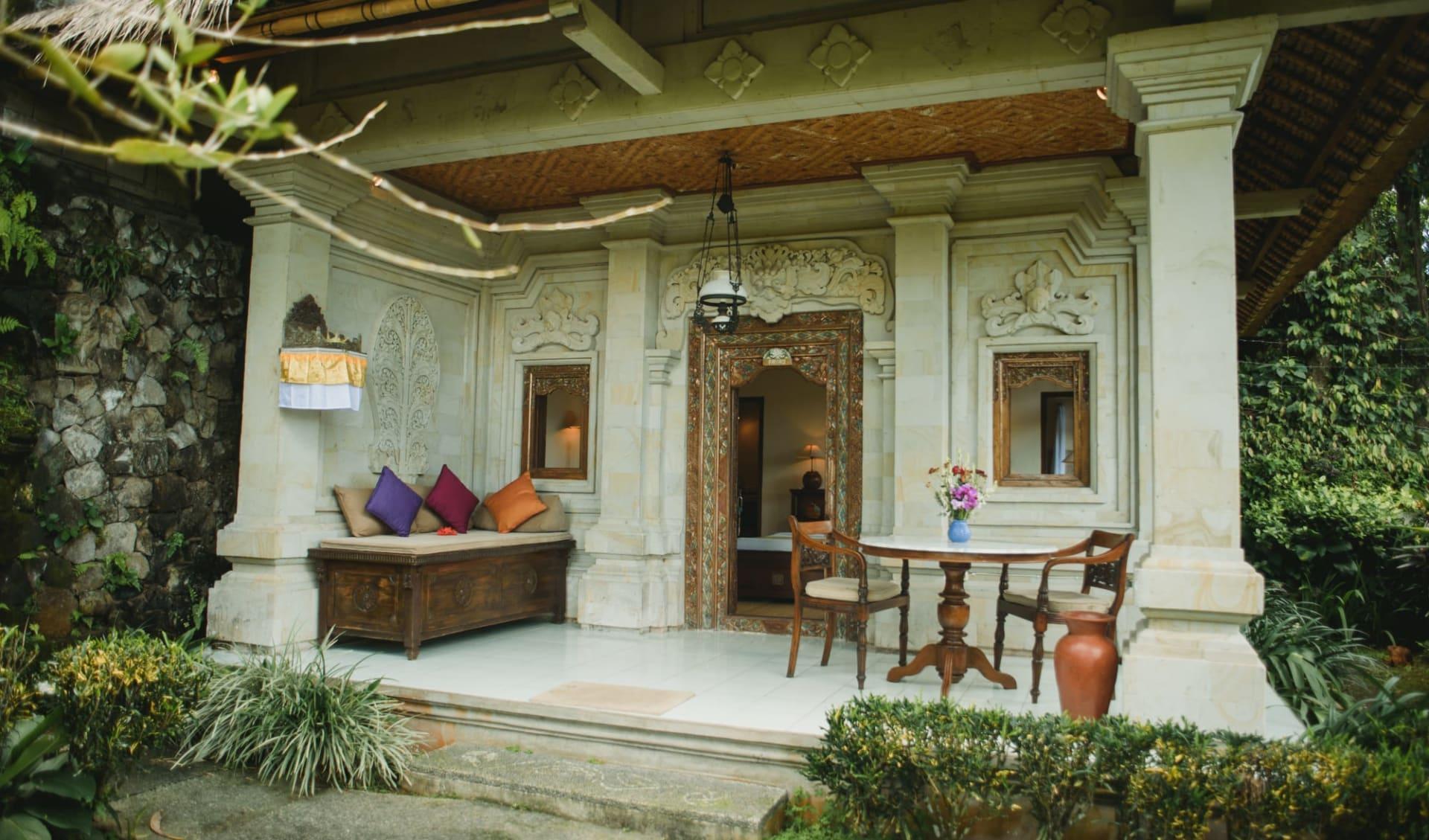 Alam Indah in Ubud: Deluxe Garden View | Lily