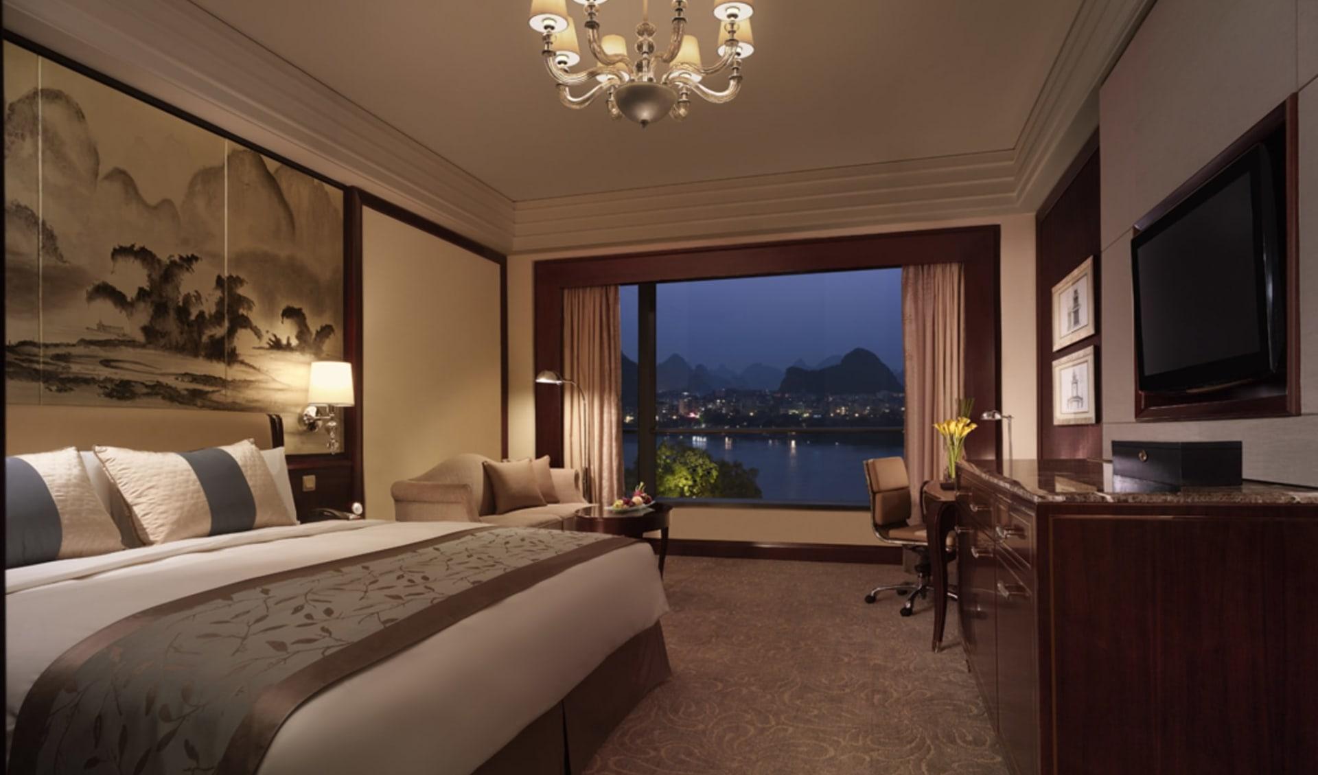 Shangri-La in Guilin: Deluxe River View