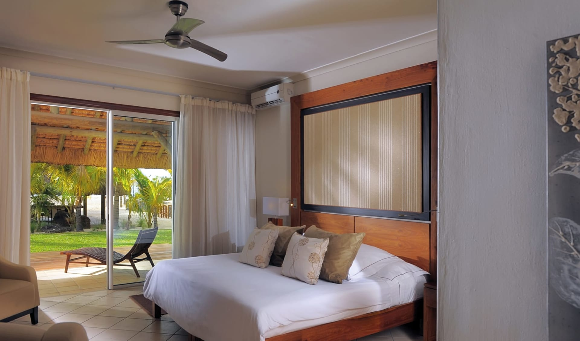 Dinarobin Beachcomber Golf Resort & Spa in Le Morne:  Dinarobin Villa