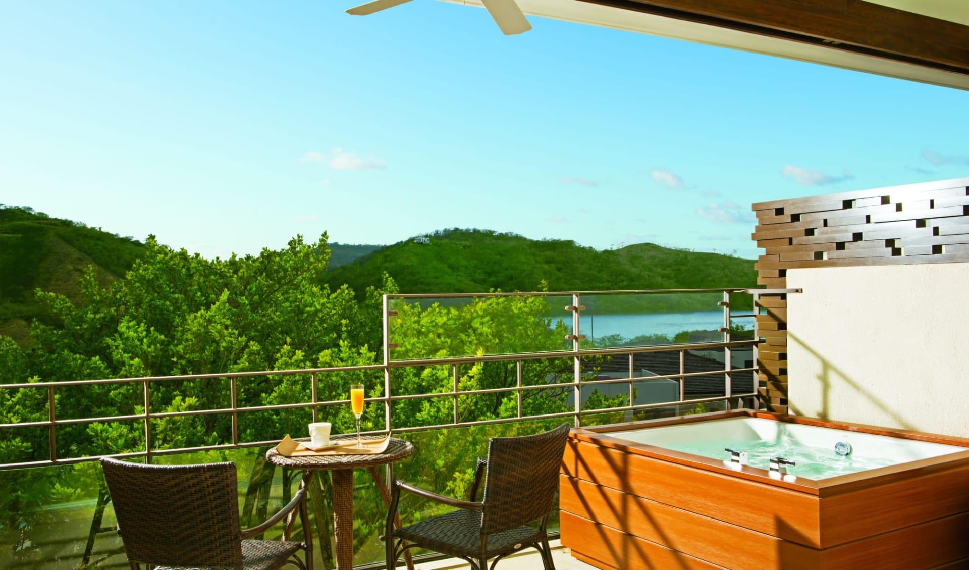 Dreams Las Mareas in Bahia Jobo:  Dreams Las Mareas-Junior Suite Mountain Jungle View