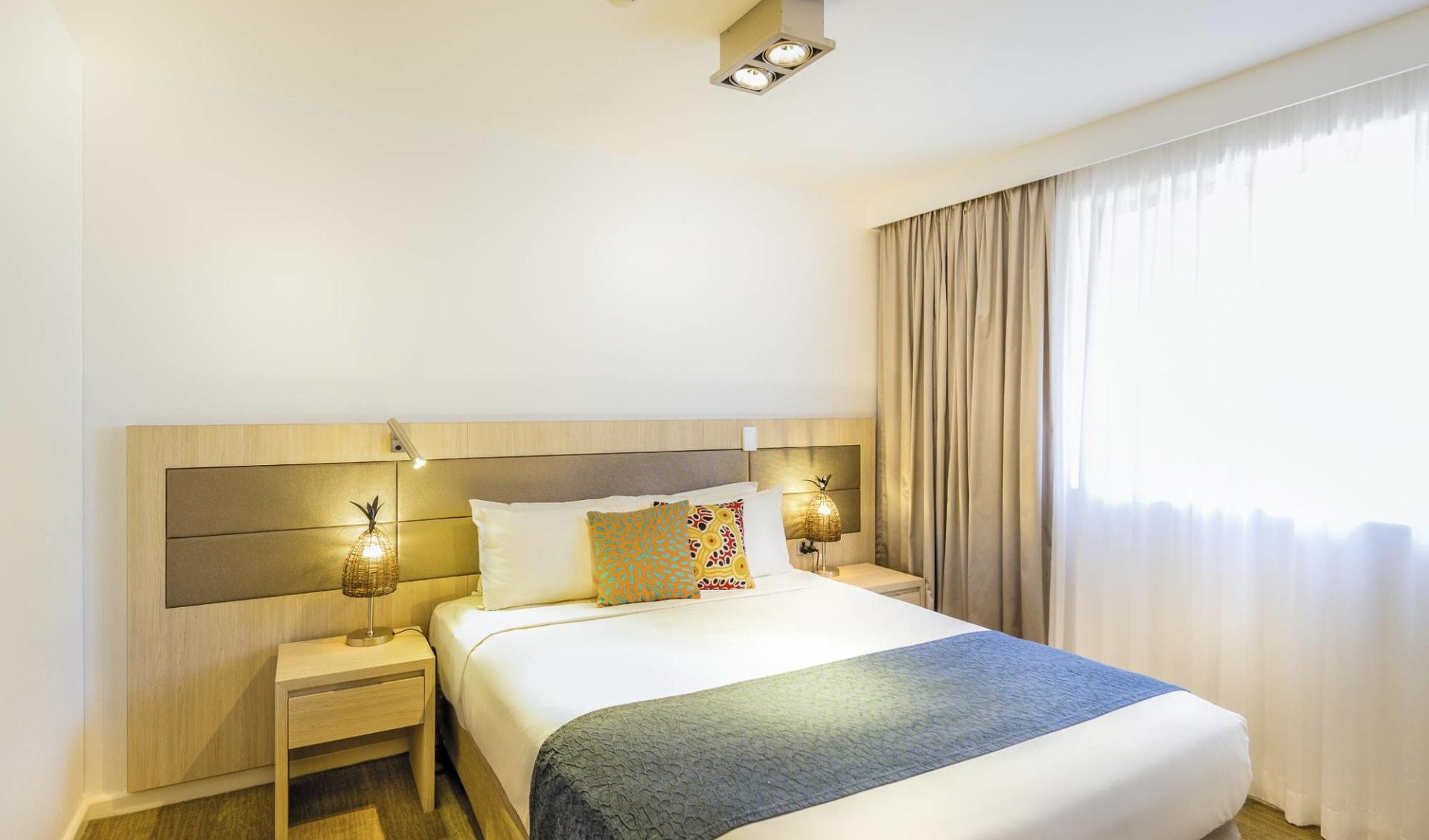 Emu Walk Apartments in Ayers Rock - Yulara:  Emu Walk Apartments - 1-Bedroom Apartment