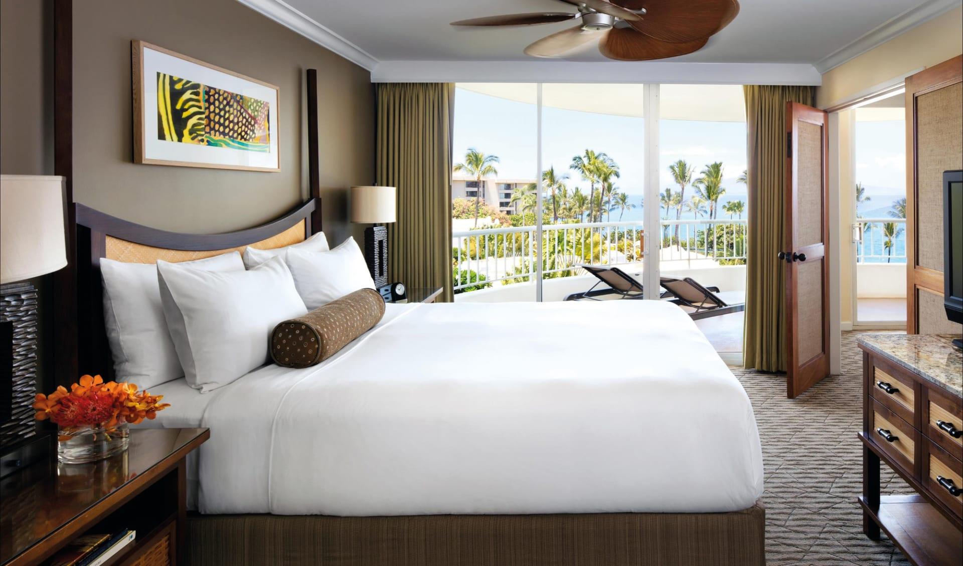 Fairmont Kea Lani Maui in Wailea - Maui: Fairmont Kea Lani Maui - Hotelzimmer