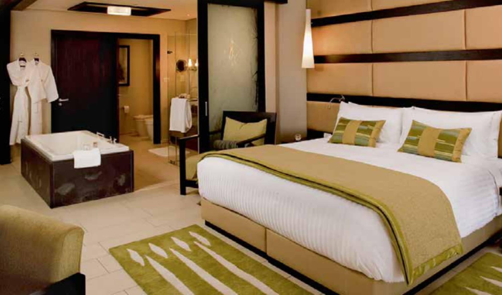 Fairmont Zimbali Resort in Ballito:  Fairmont Zimbali Resort - Hotelzimmer