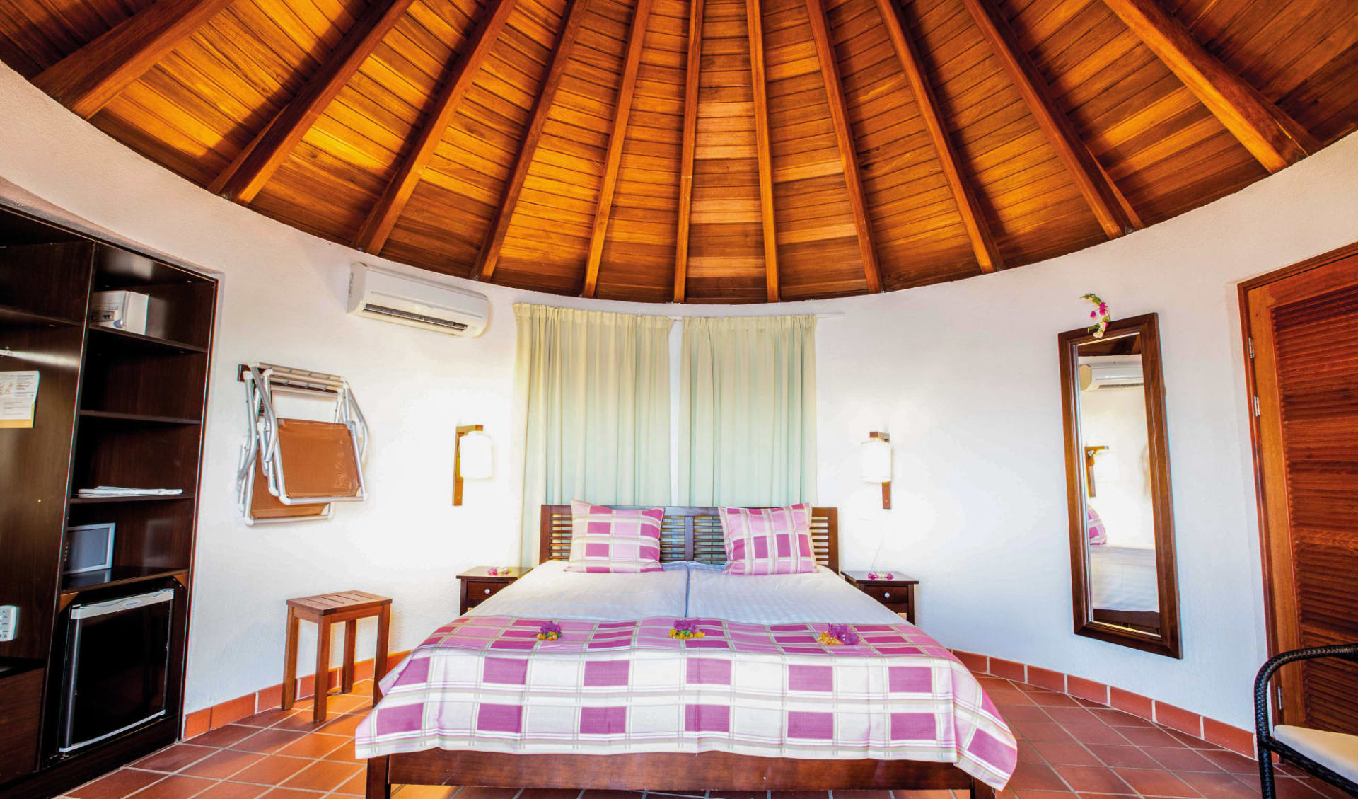 Langley Resort Fort Royal in Deshaies:  Guadeloupe_Langley Resort Fort Royal_Room