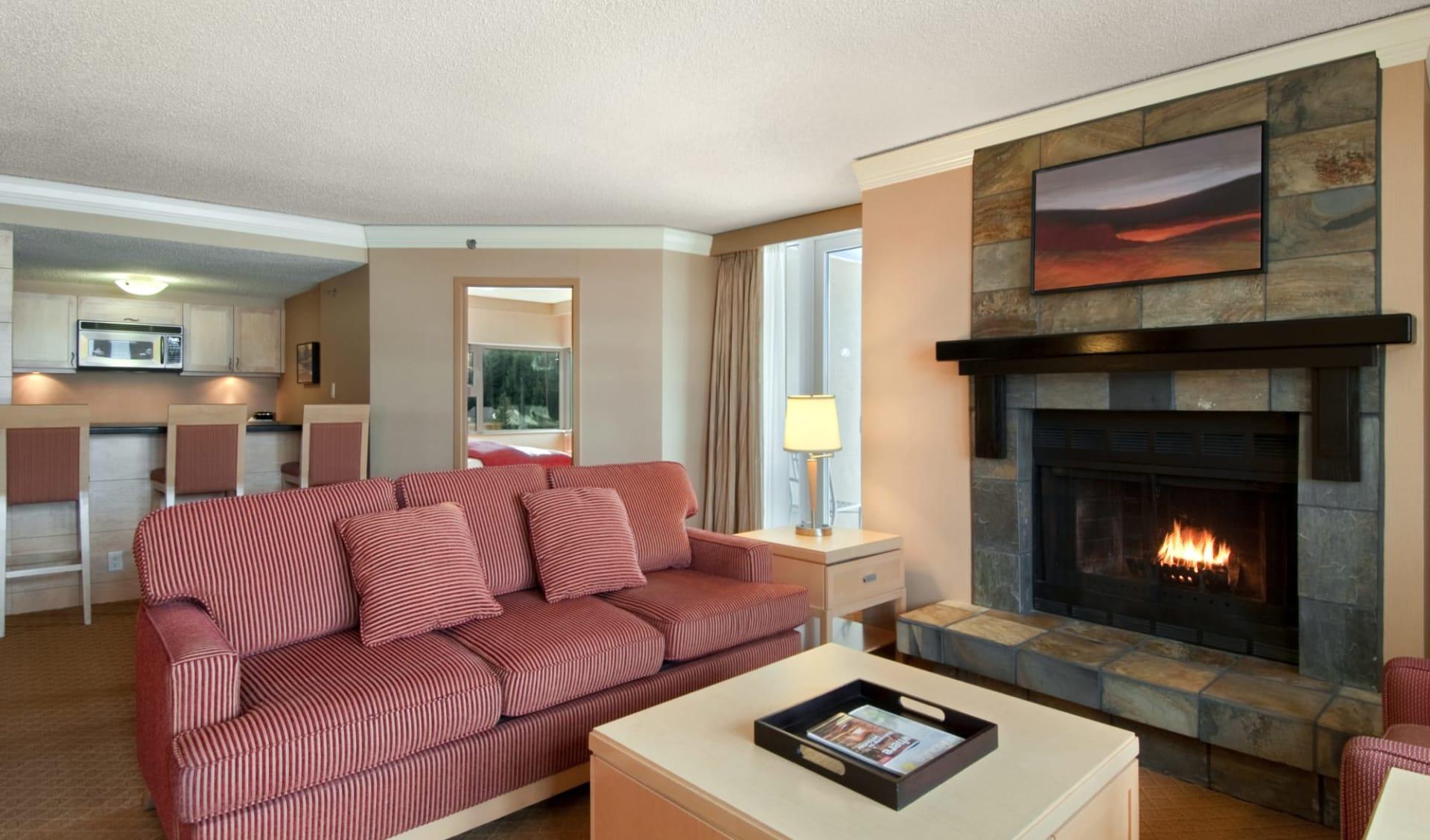Hilton Whistler Resort & Spa:  Hilton Whistler Resort & Spa_Alpine2BedroomLivingRoom