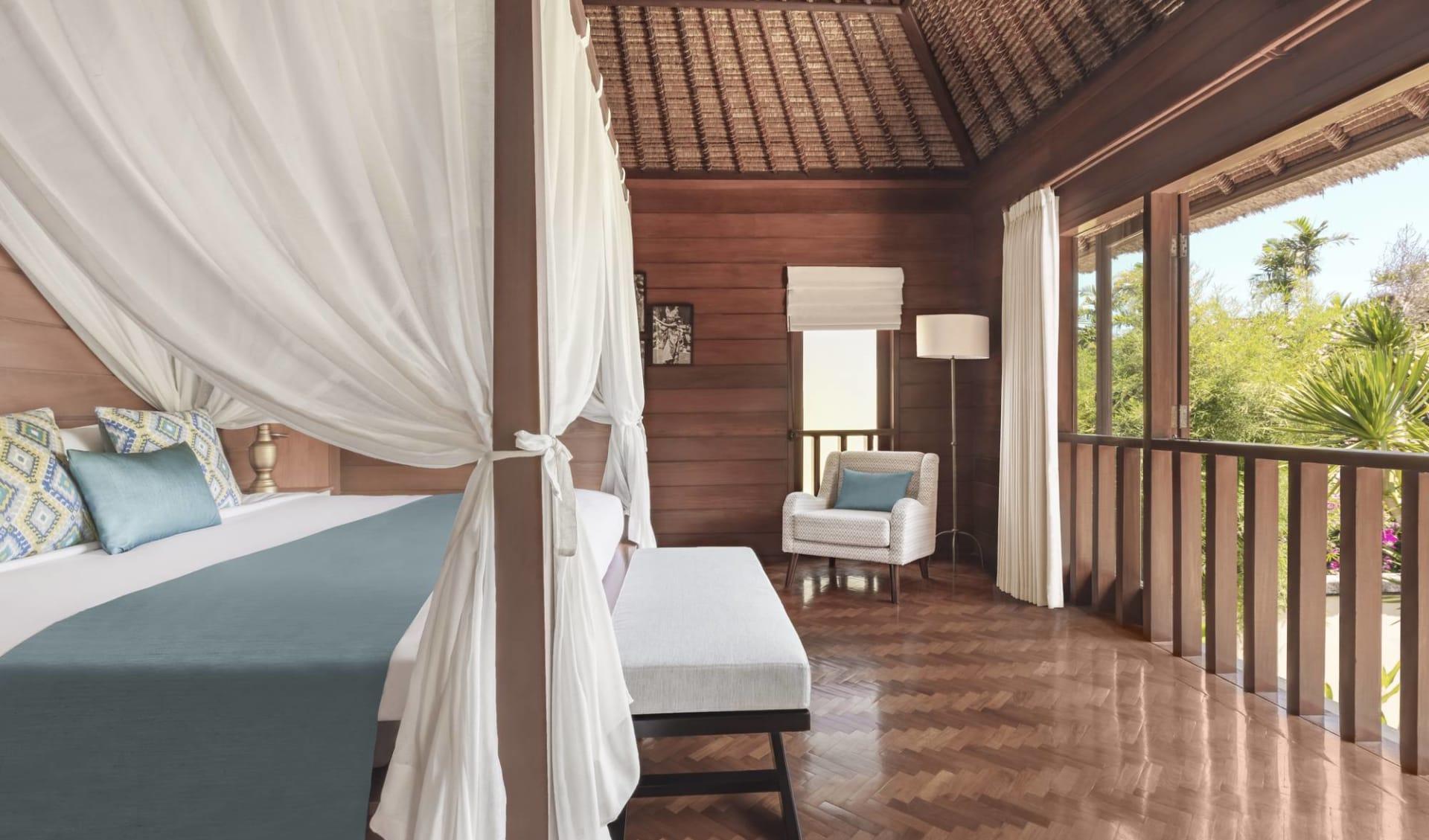 The Pavilions Bali in Südbali: Honeymoon Pool Villa