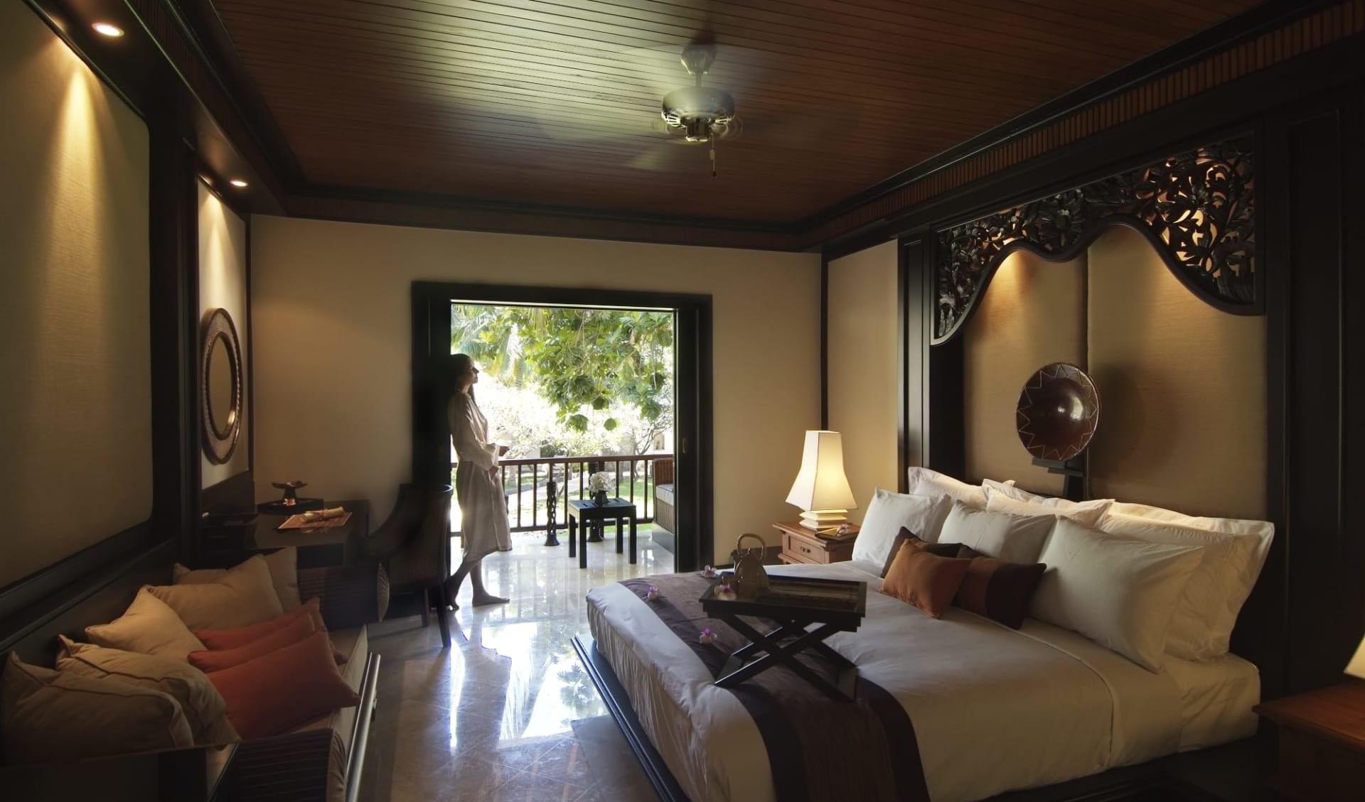 Spa Village Resort in Ostbali: Kamar