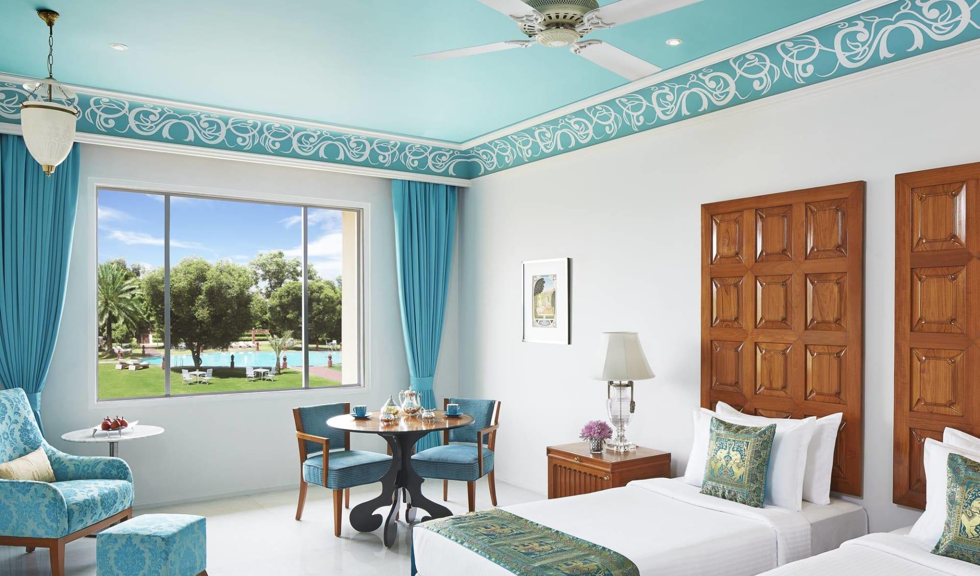 Jai Mahal Palace in Jaipur: Luxury