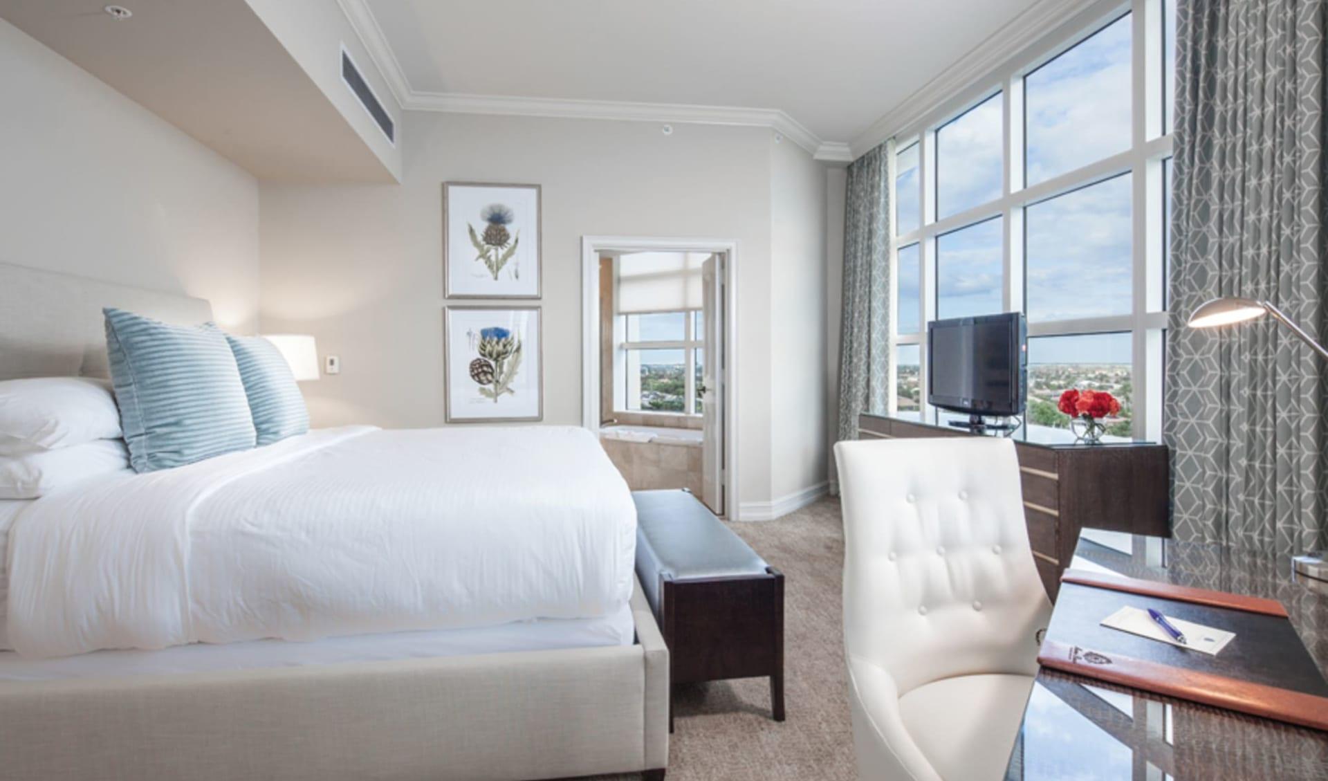 Marco Beach Ocean Resort in Marco Island:  Marco Beach Ocean Resort_Standard Suite