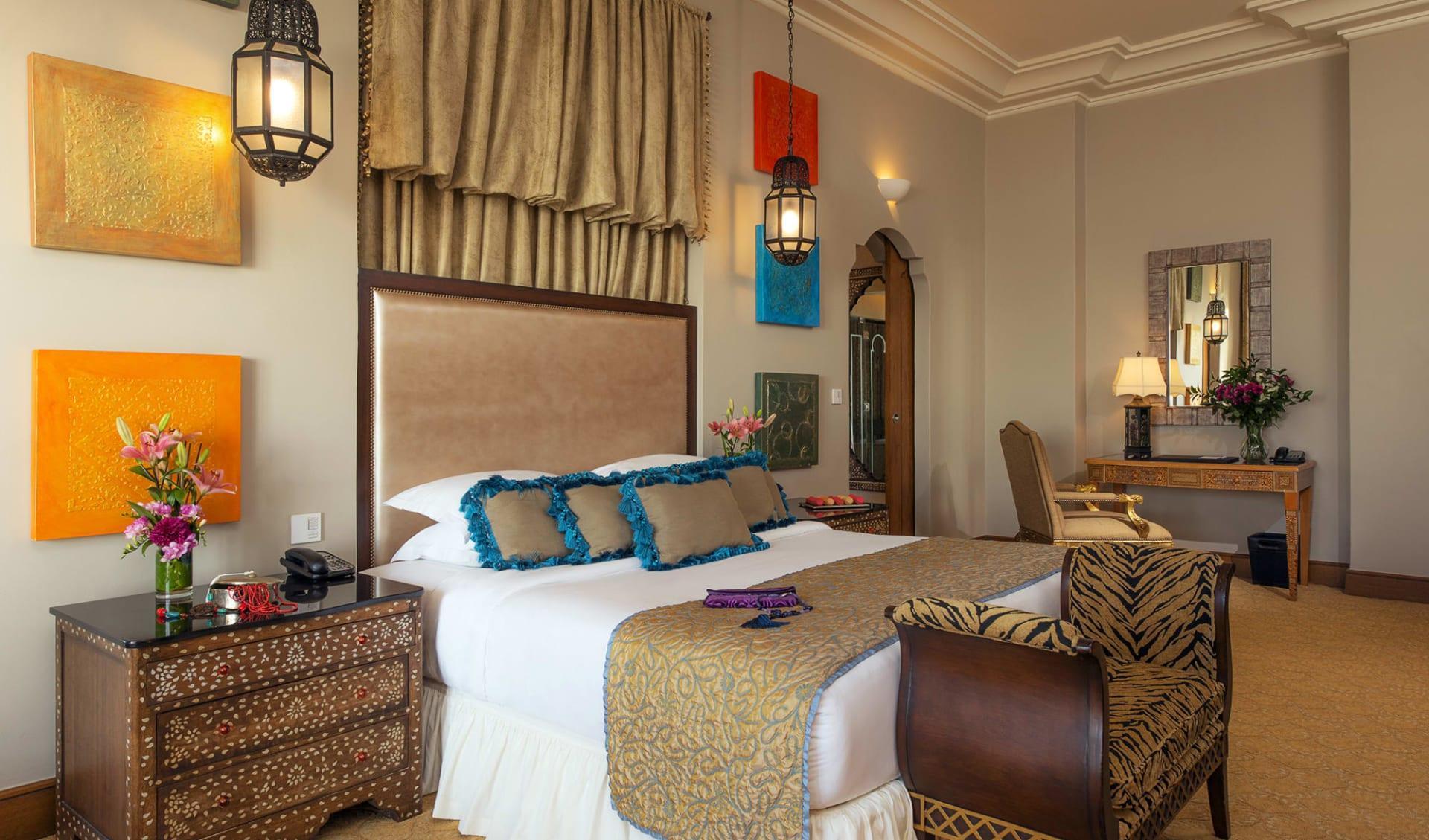 Mazagan Beach & Golf Resort in El Jadida:  Mazagan Beach & Golf Resort - Royal Suite