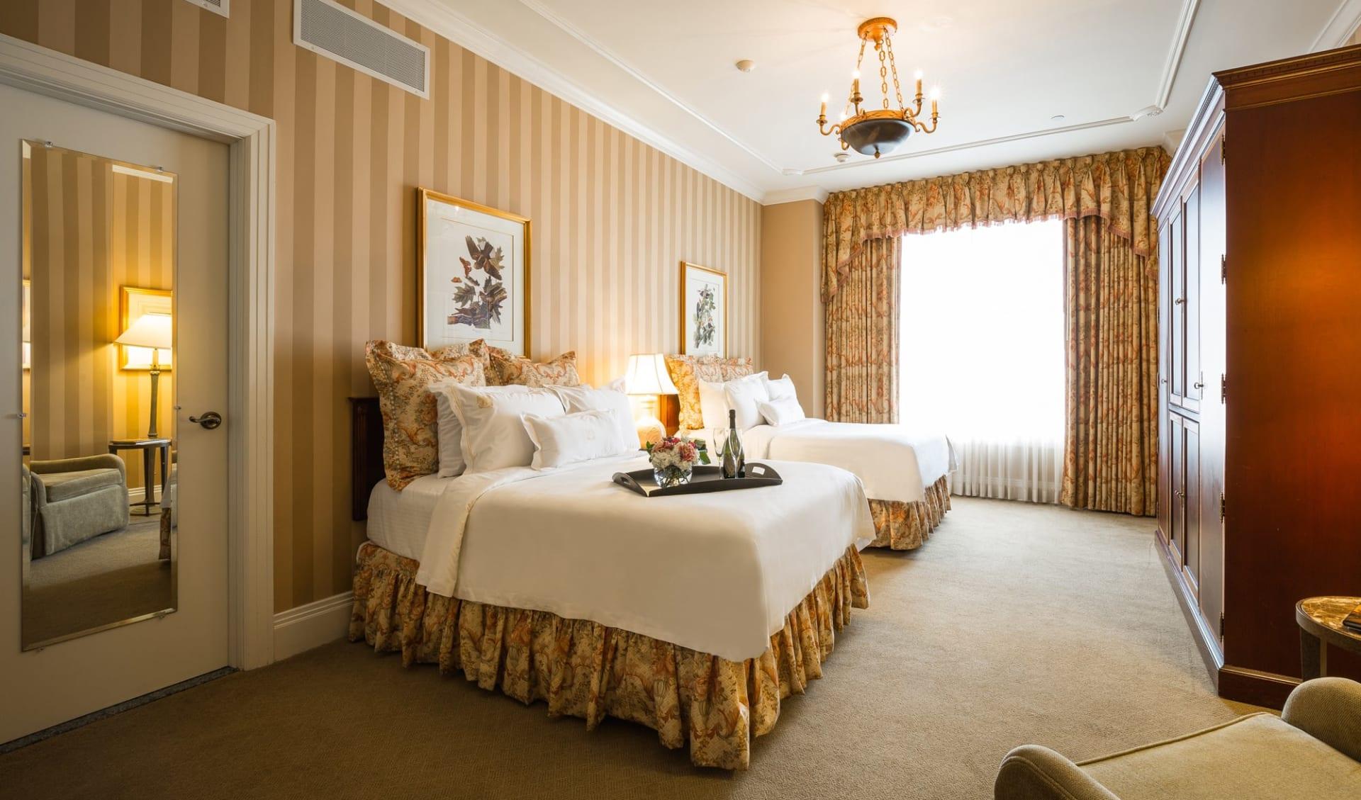 Monteleone in New Orleans:  Monteleone - Prefered Room