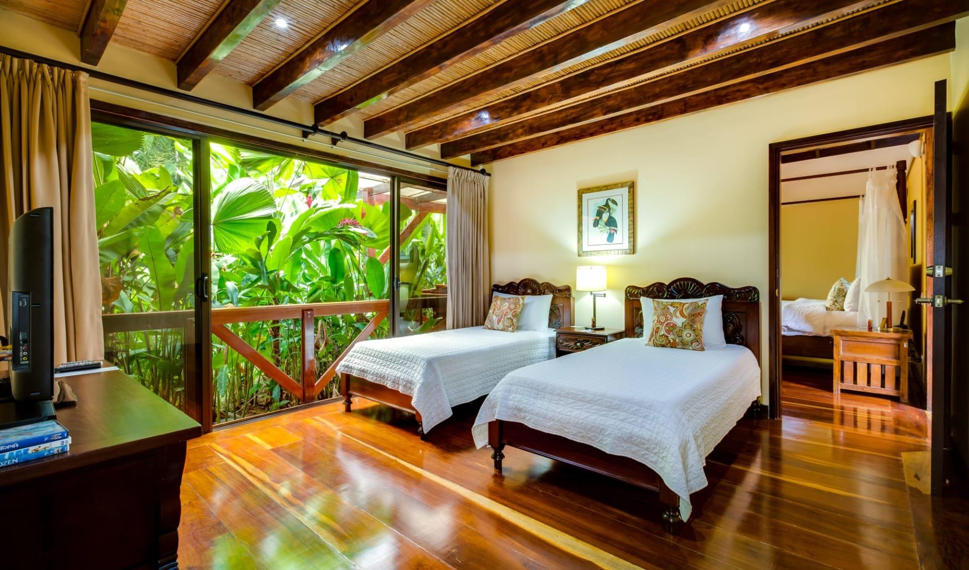 Nayara Resort Spa & Gardens in La Fortuna:  Nayara Gardens Casita Deluxe
