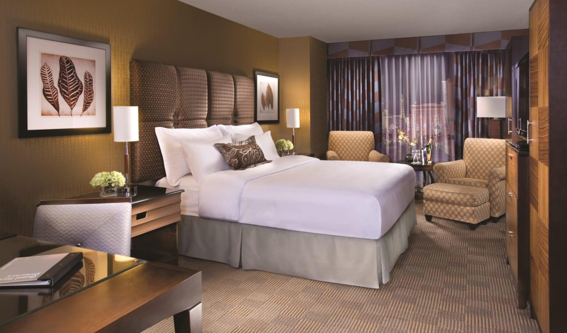 New York New York in Las Vegas:  New York New York - Park Avenue Room