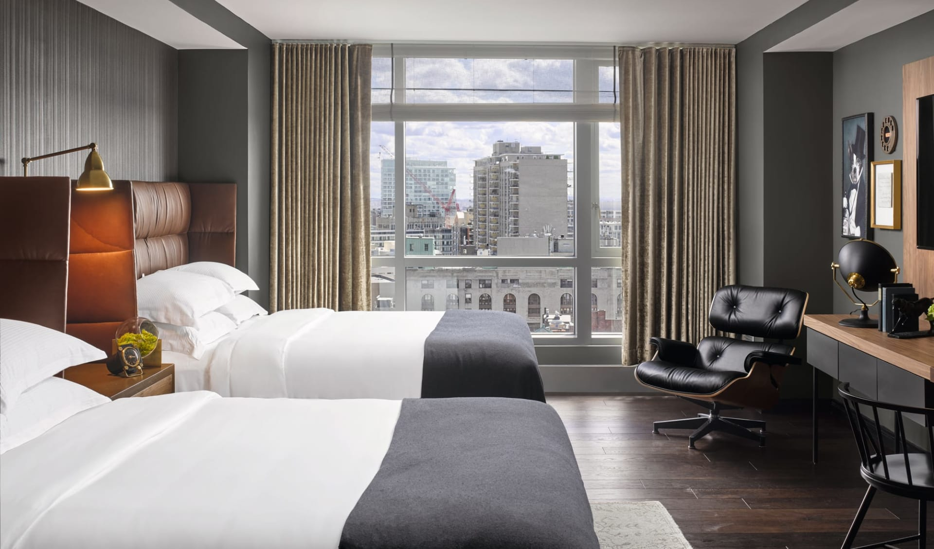 Nine Zero Hotel, a Kimpton Hotel in Boston:  Nine Zero Hotel - Deluxe Room