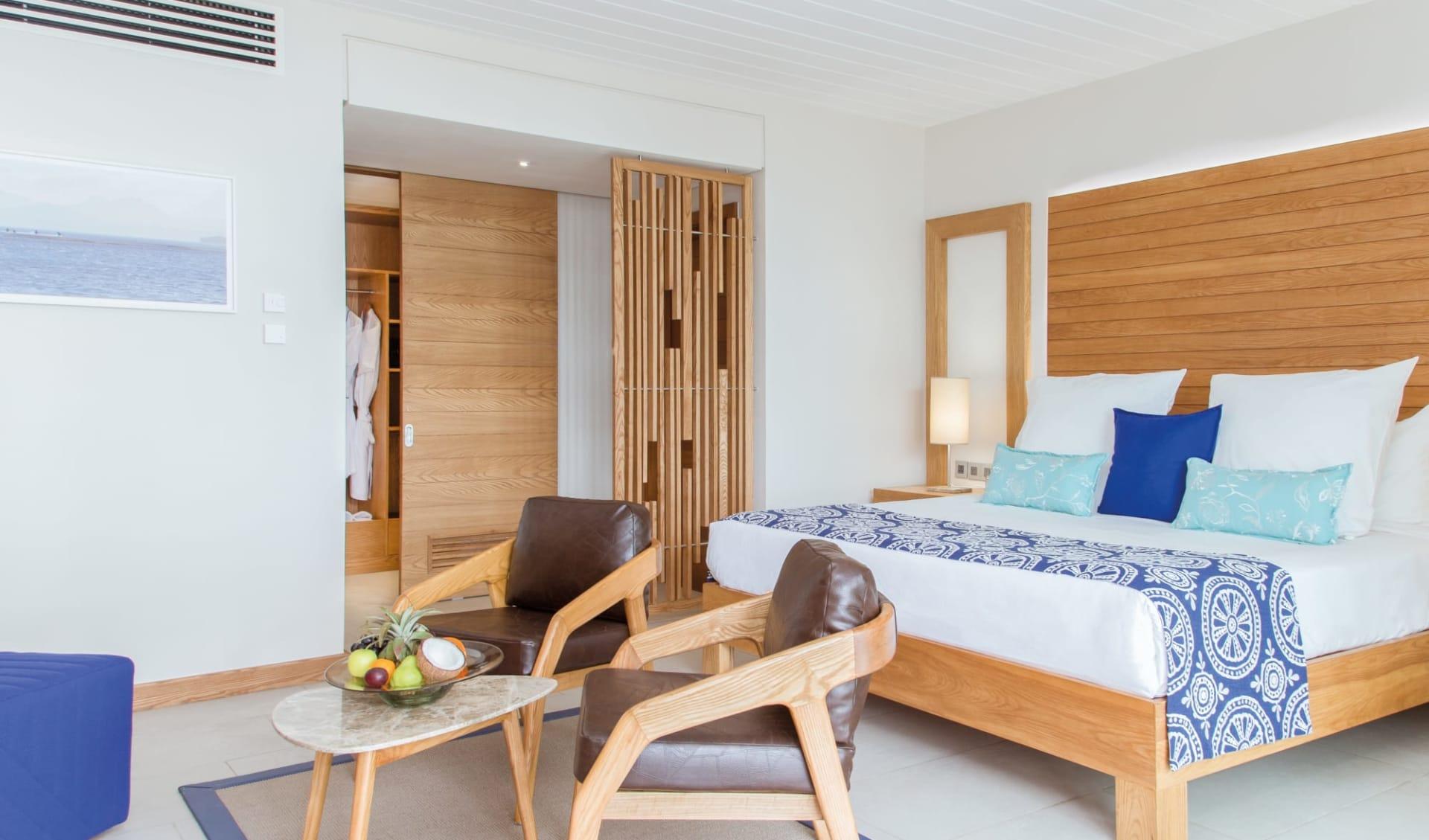 Paradis Beachcomber Golf Resort & Spa in Le Morne:  Ocean Beachfront