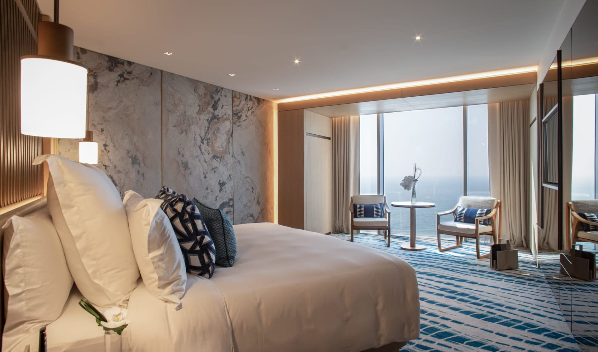 Jumeirah Beach Hotel in Dubai:  Ocean Deluxe