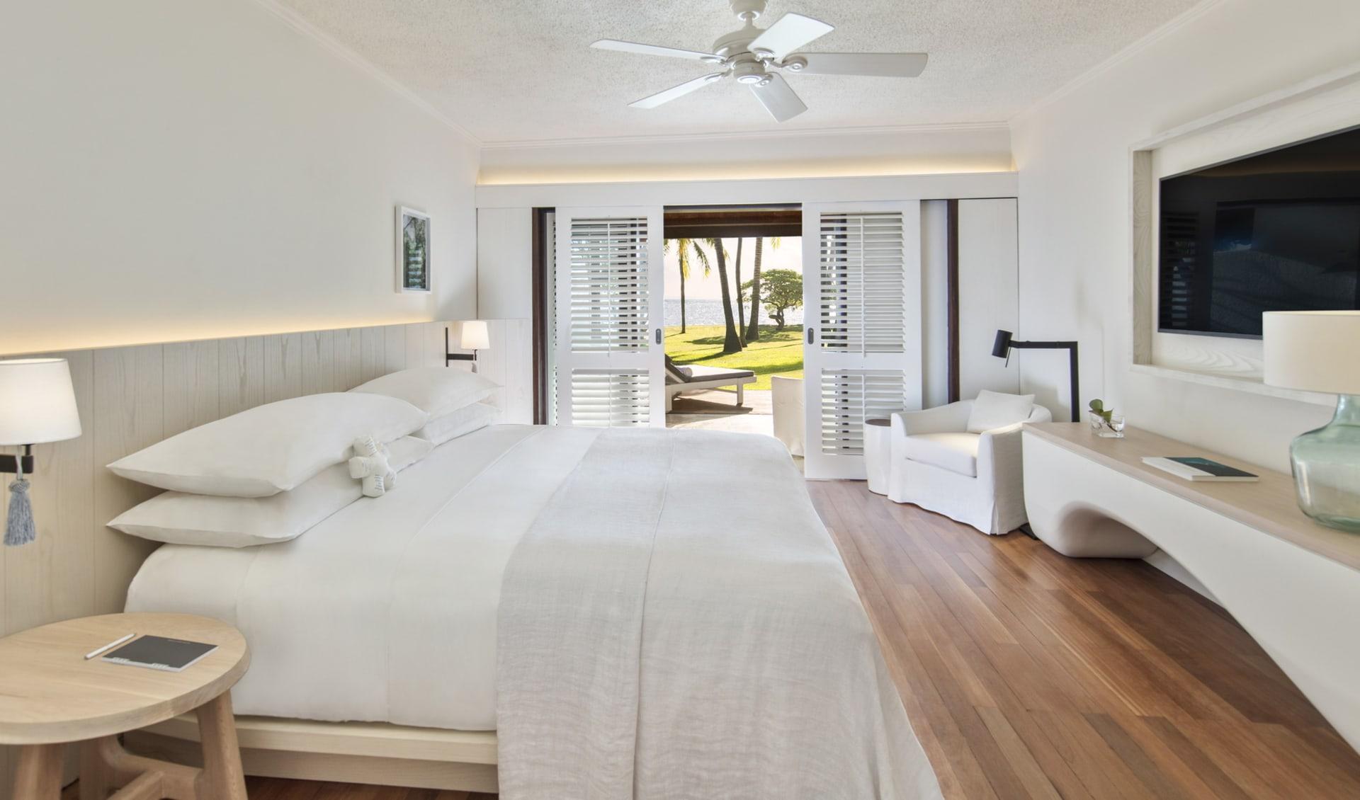 LUX* Le Morne:  Ocean Junior Suite