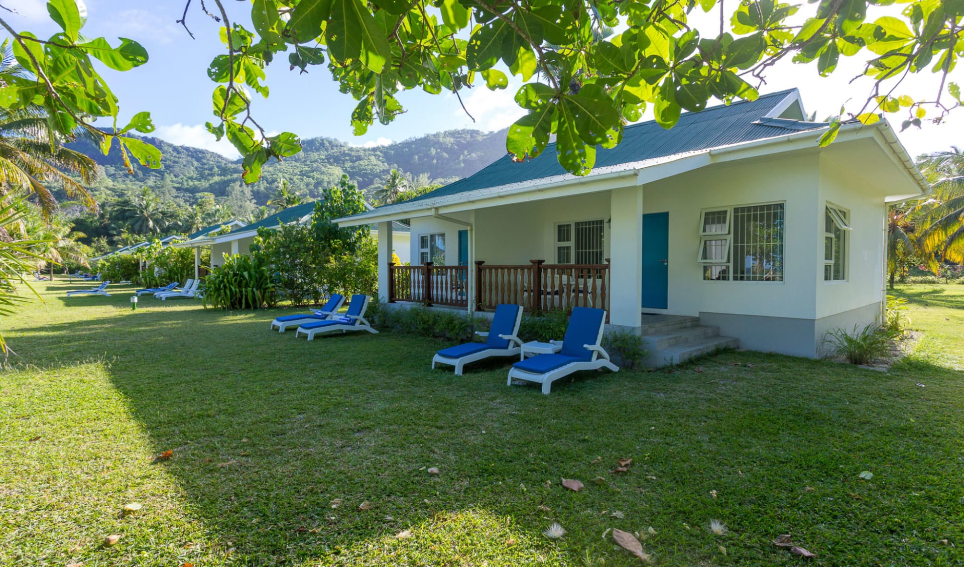 Chalets d'Anse Forbans in Mahé: One Bedroom Chalet