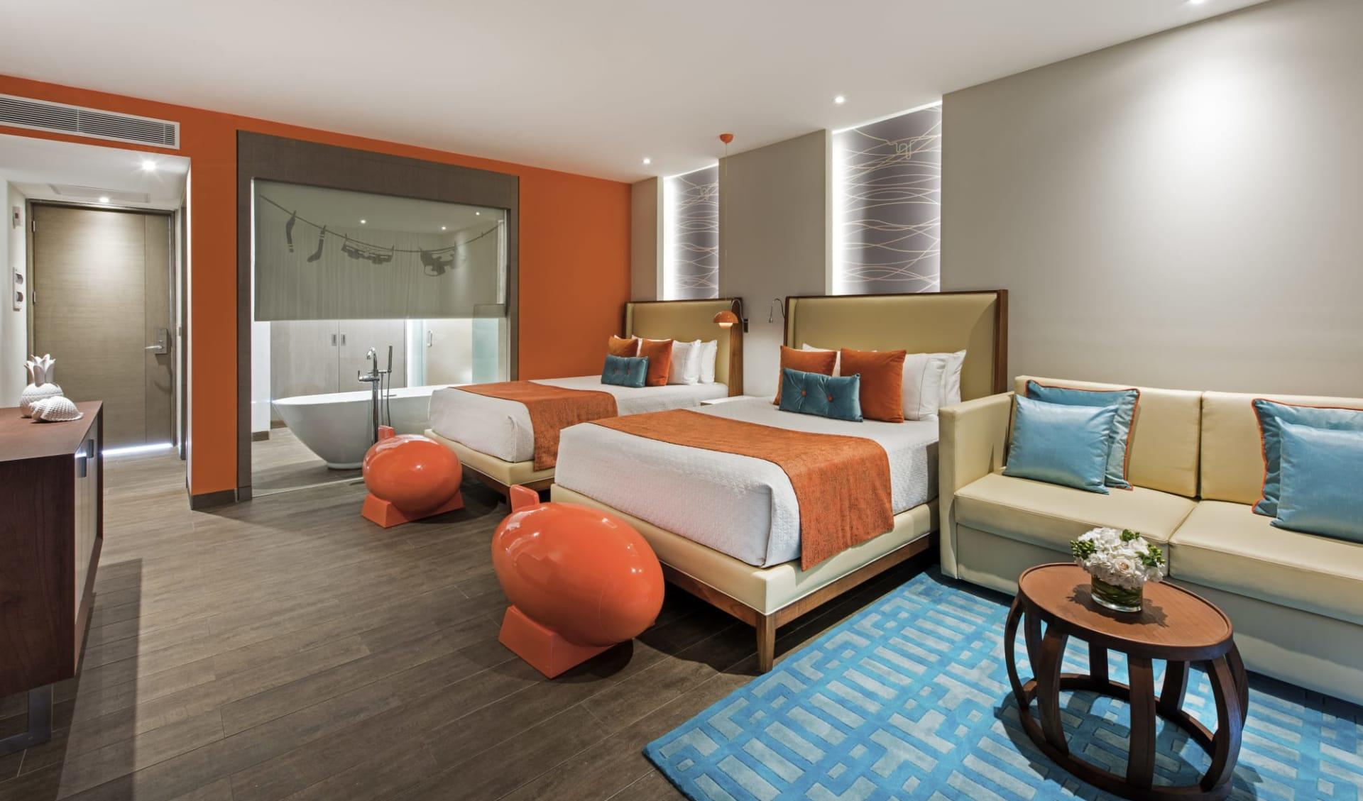 Nickelodeon Hotel & Resorts in Punta Cana:  Pad Suite _NRPC