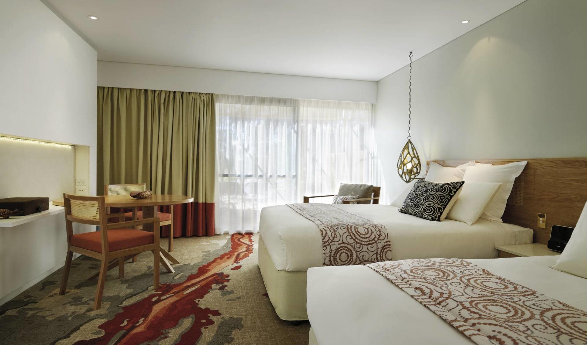 Sails in the Desert Hotel in Ayers Rock - Yulara:  Sails in the Desert Hotel - Superior Room