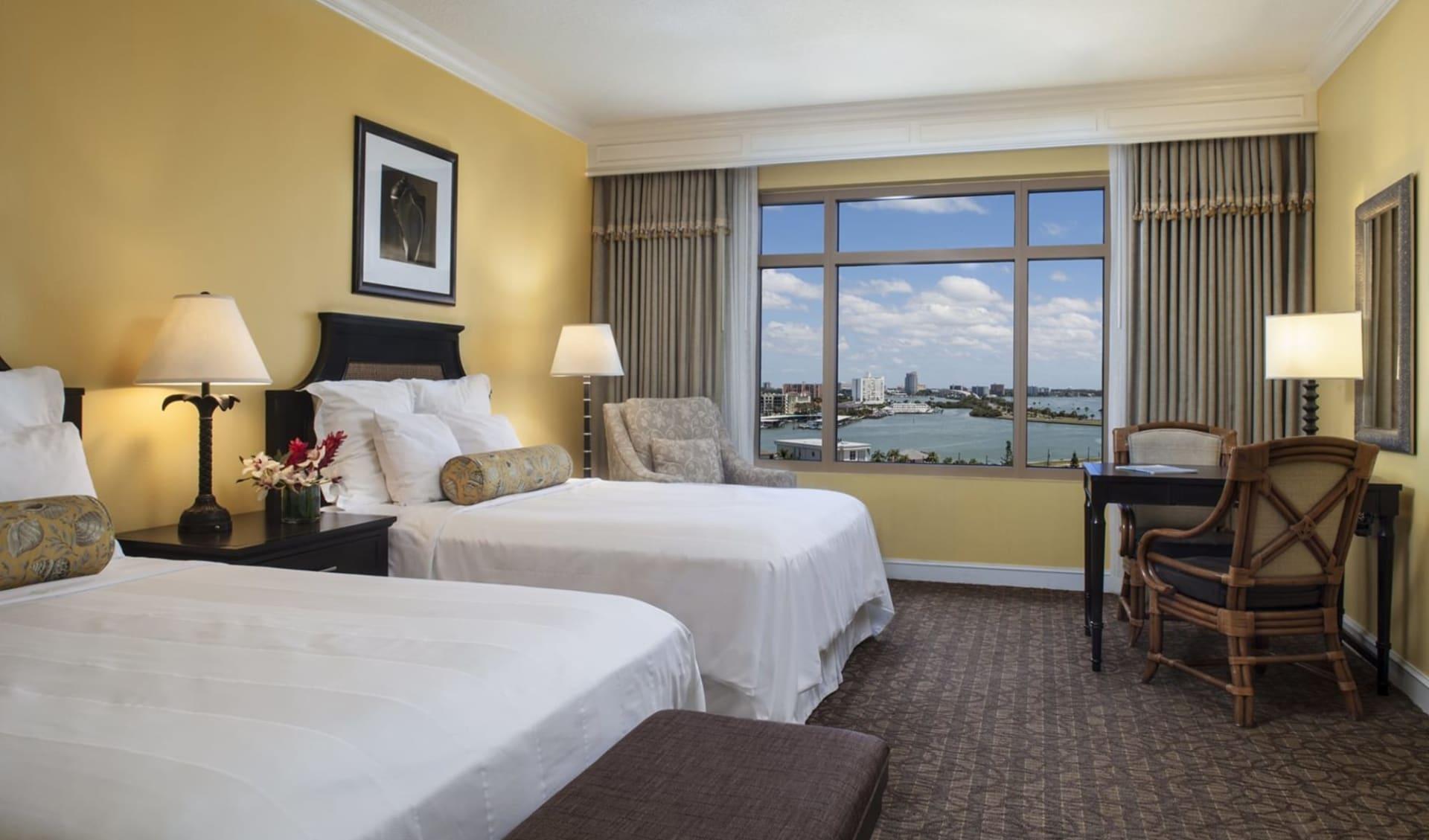 Sandpearl Resort in Clearwater Beach:  Sandpearl Resort_City View_HOTELWEBSITE