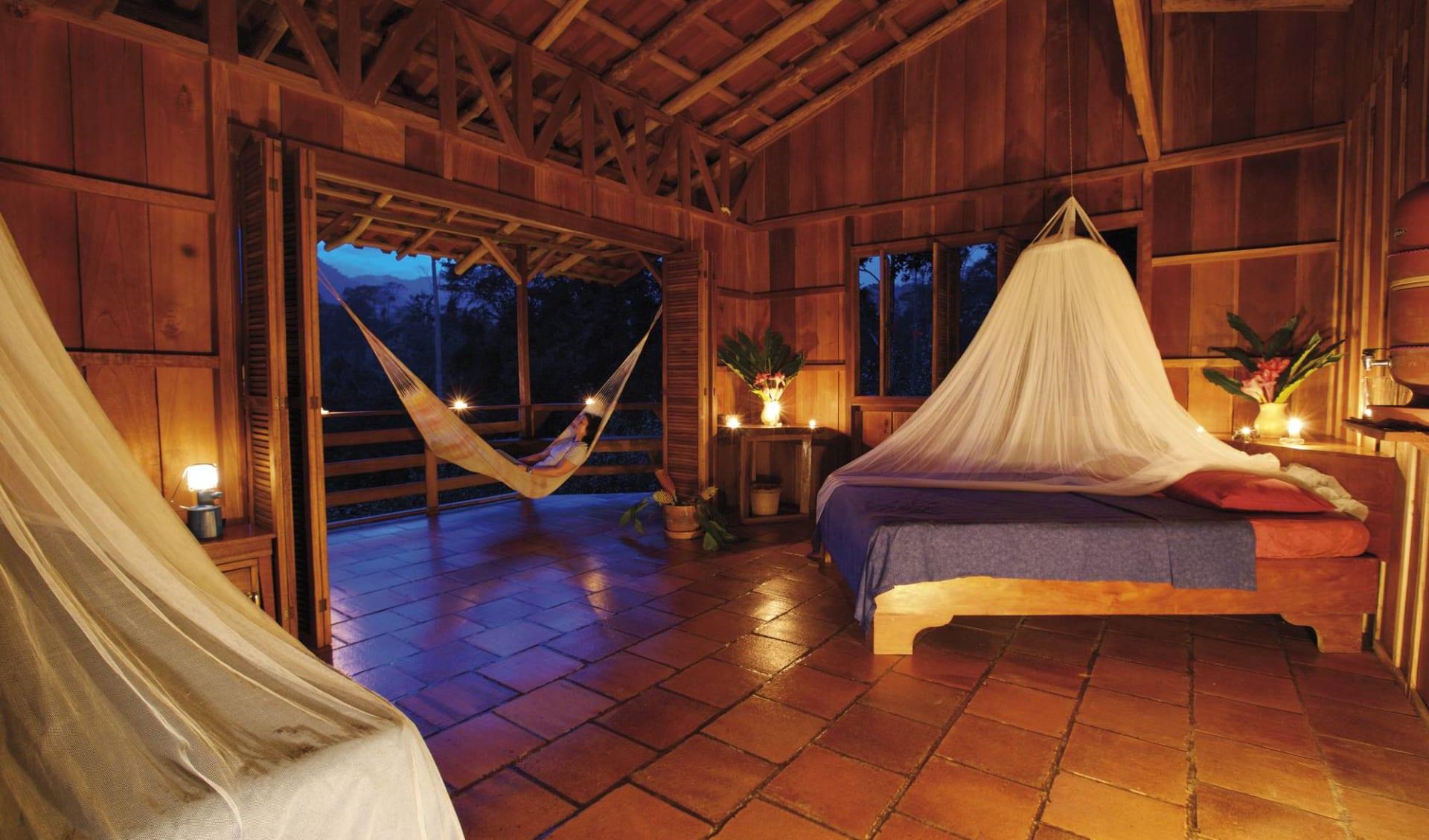 Selva Bananito Lodge in Puerto Limon:  Selva Bananito - Bungalow