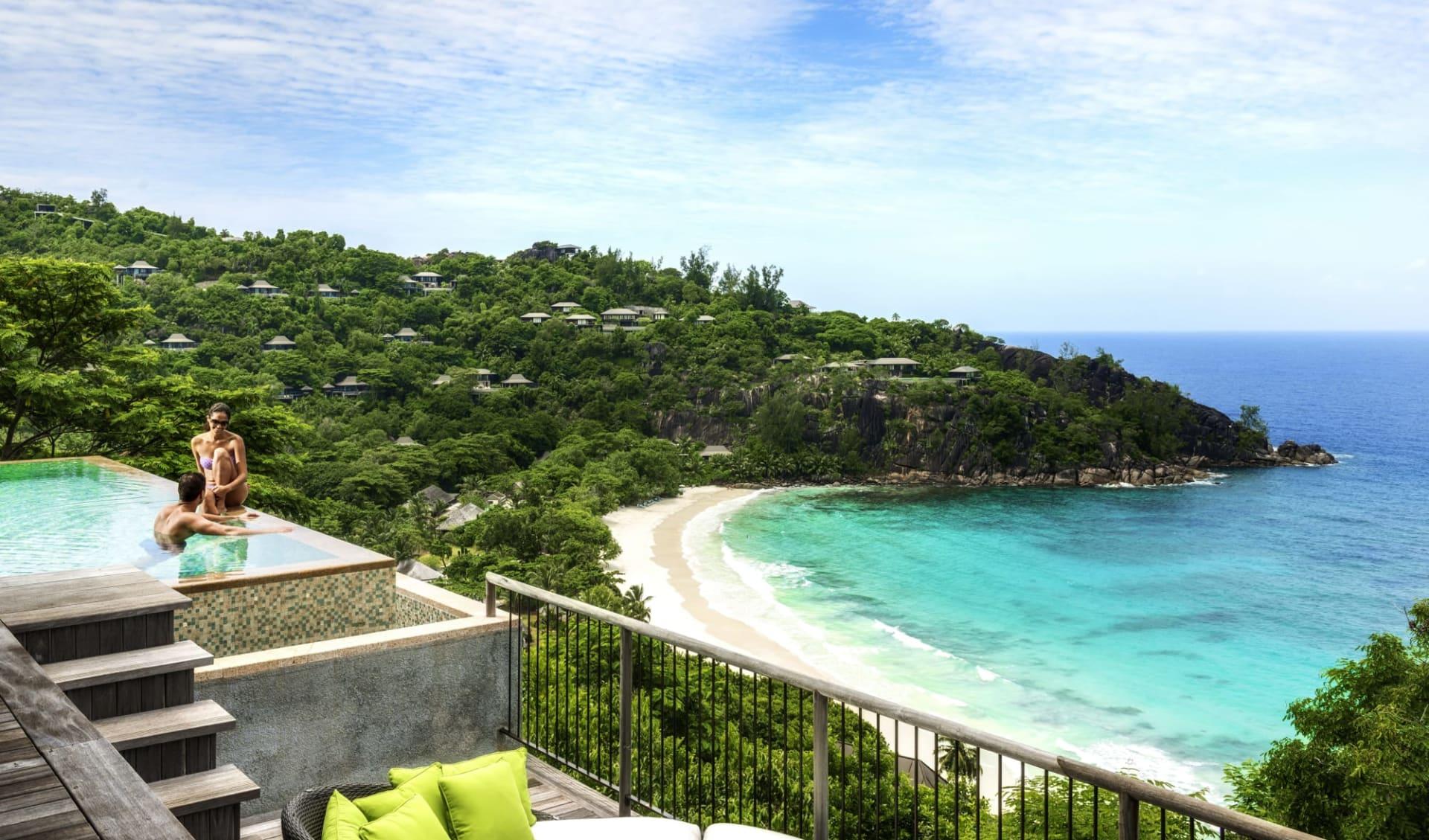 Four Seasons Resort Seychelles in Mahé: Serenity Villa