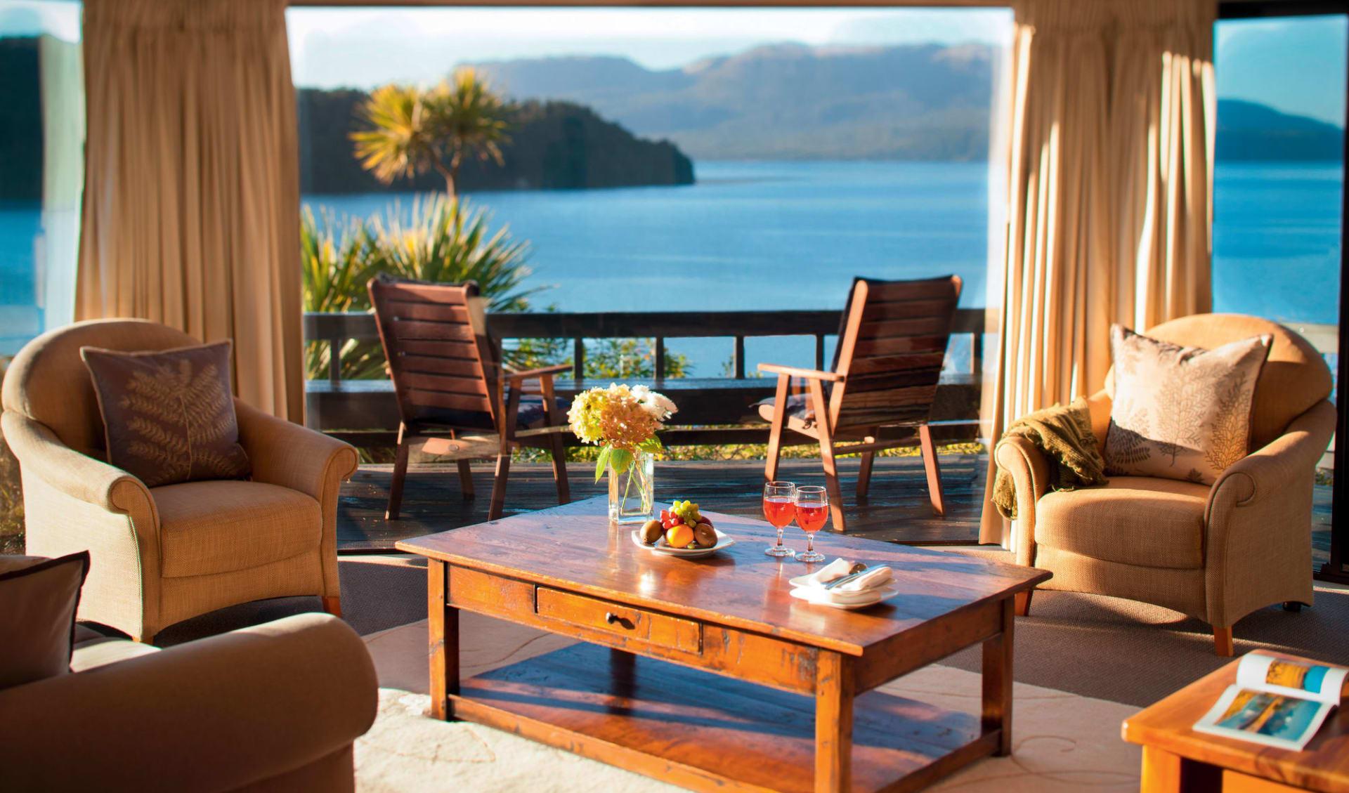 Solitaire Lodge in Rotorua:  Solitaire Lodge - Solitaire Suite