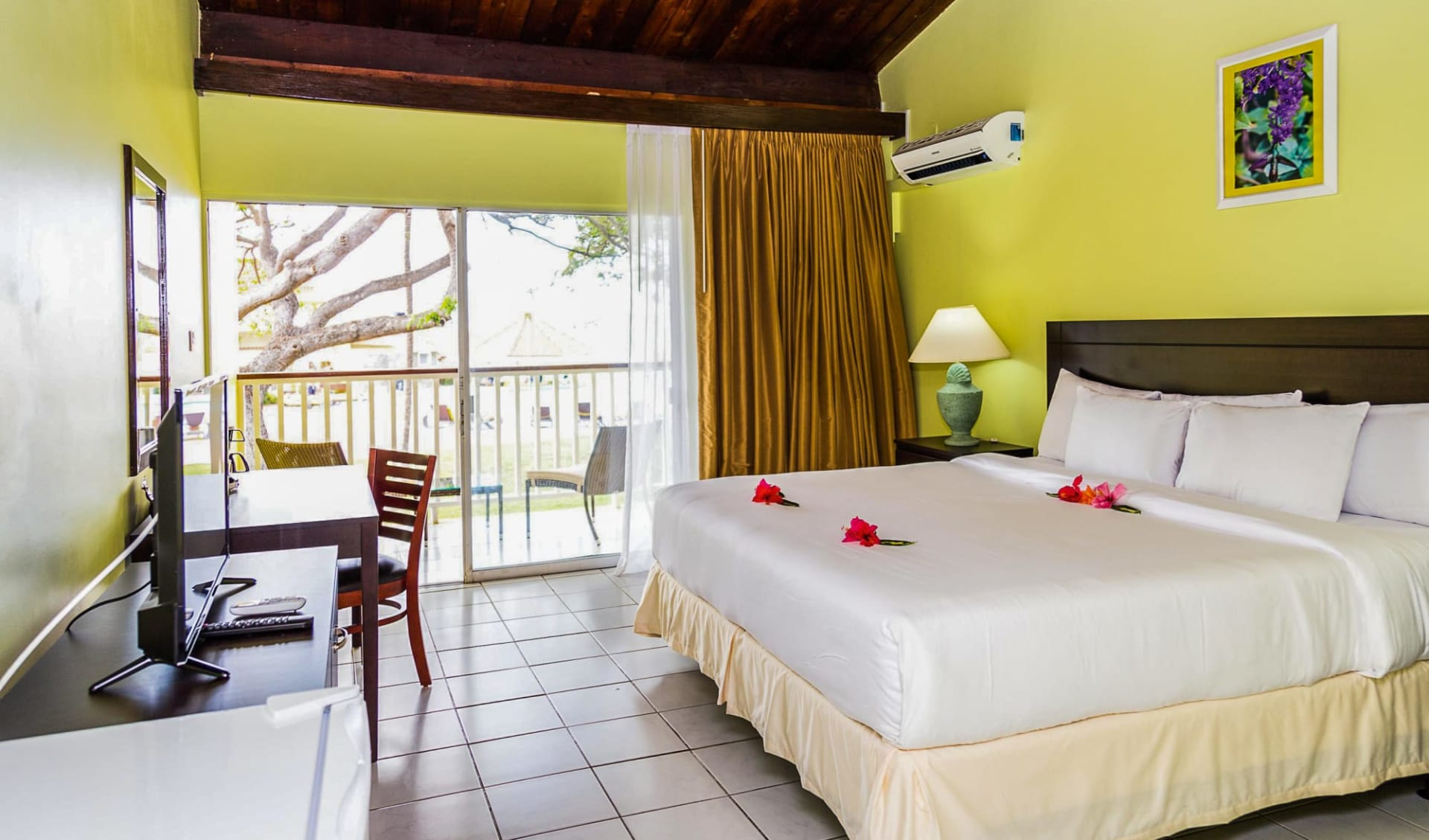 Starfish St. Lucia Resort in Rodney Bay:  St. Lucia_Papillon by Rex Resort_Room