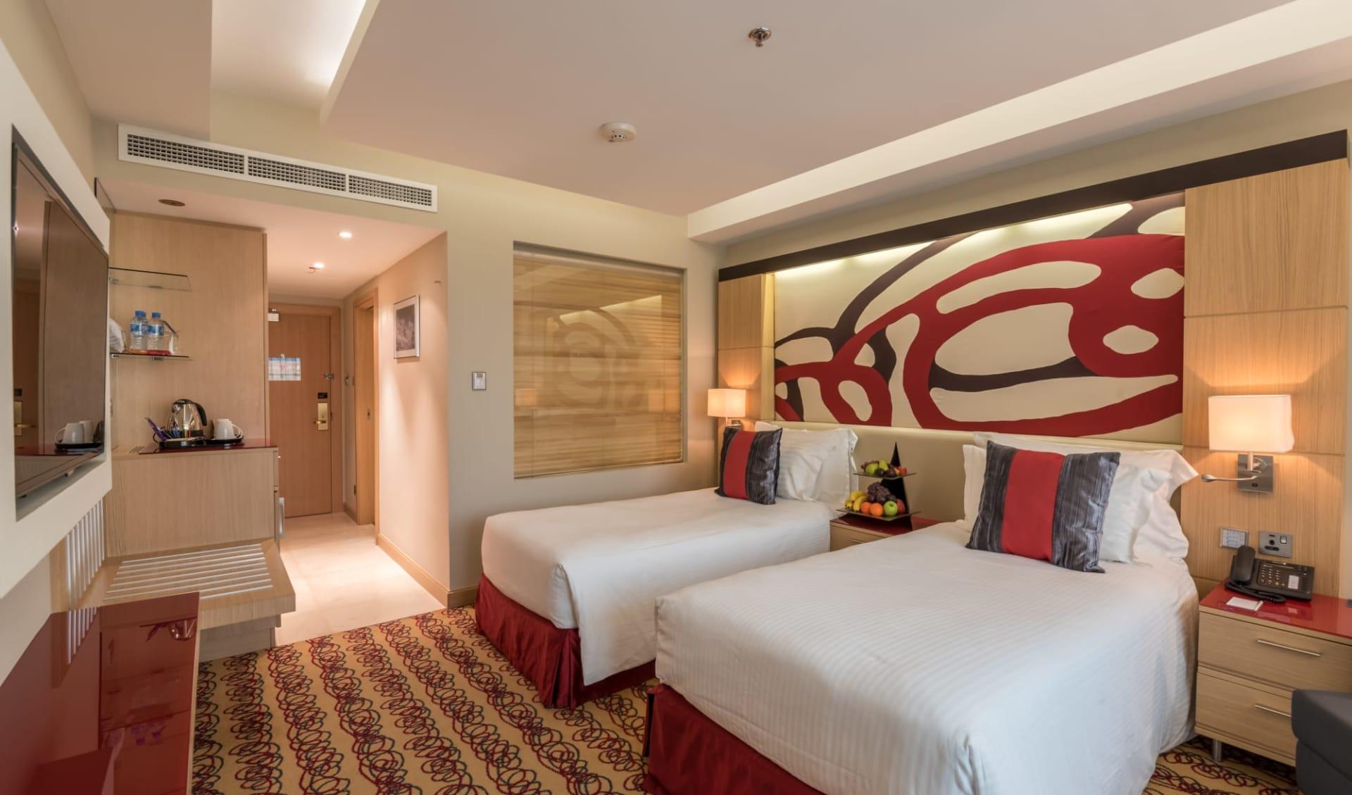 Radisson BLU in Doha:  Standard