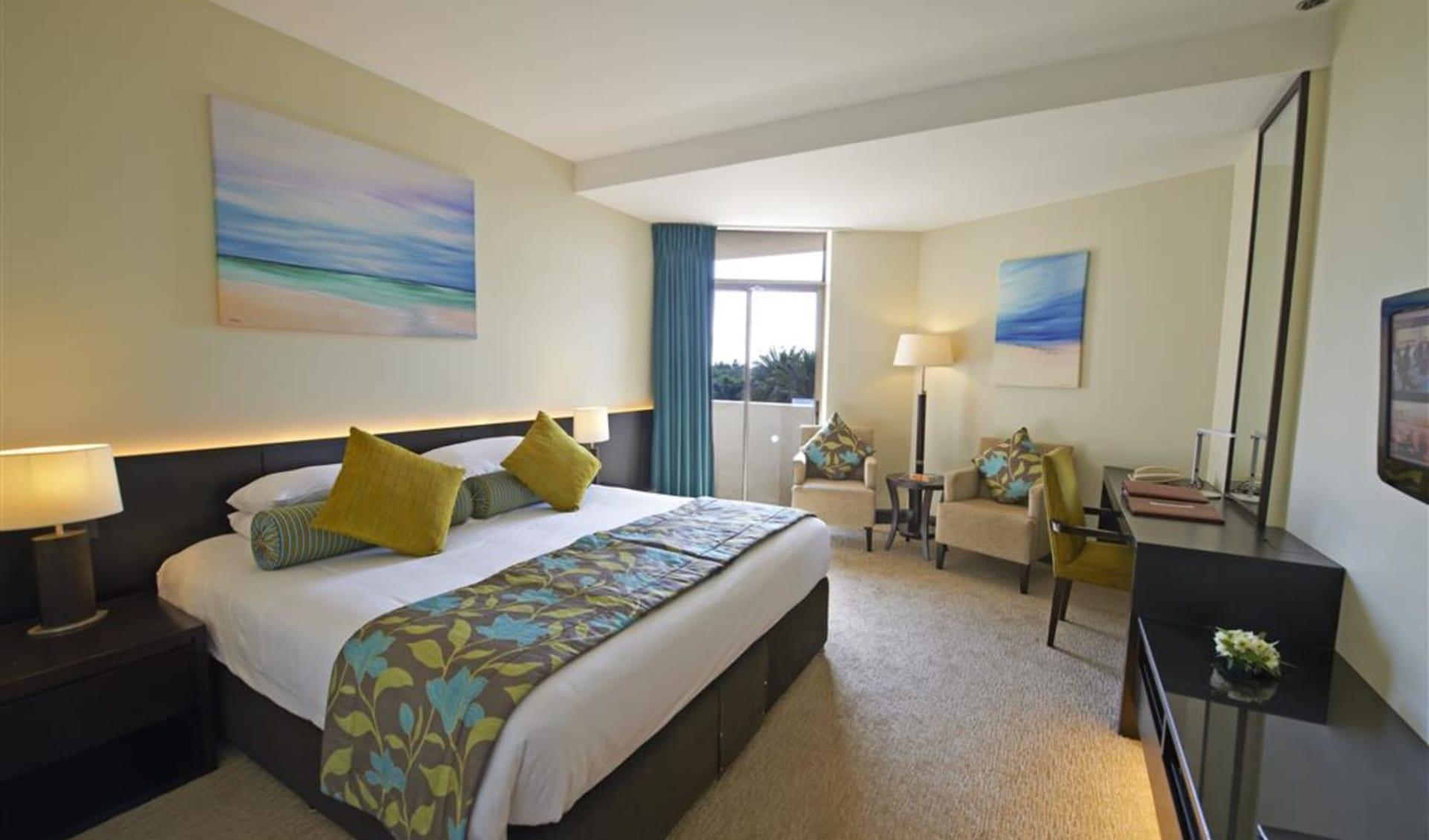 JA Beach Hotel in Dubai:  Standard Garden View