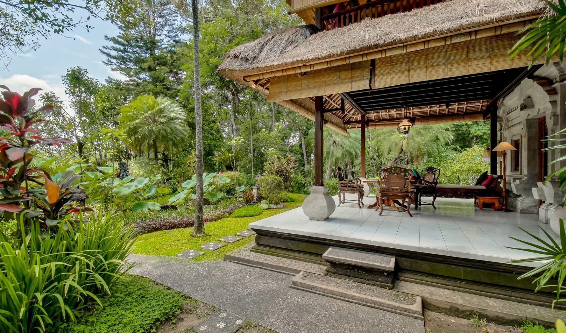 Alam Indah in Ubud: Suite Rambutan