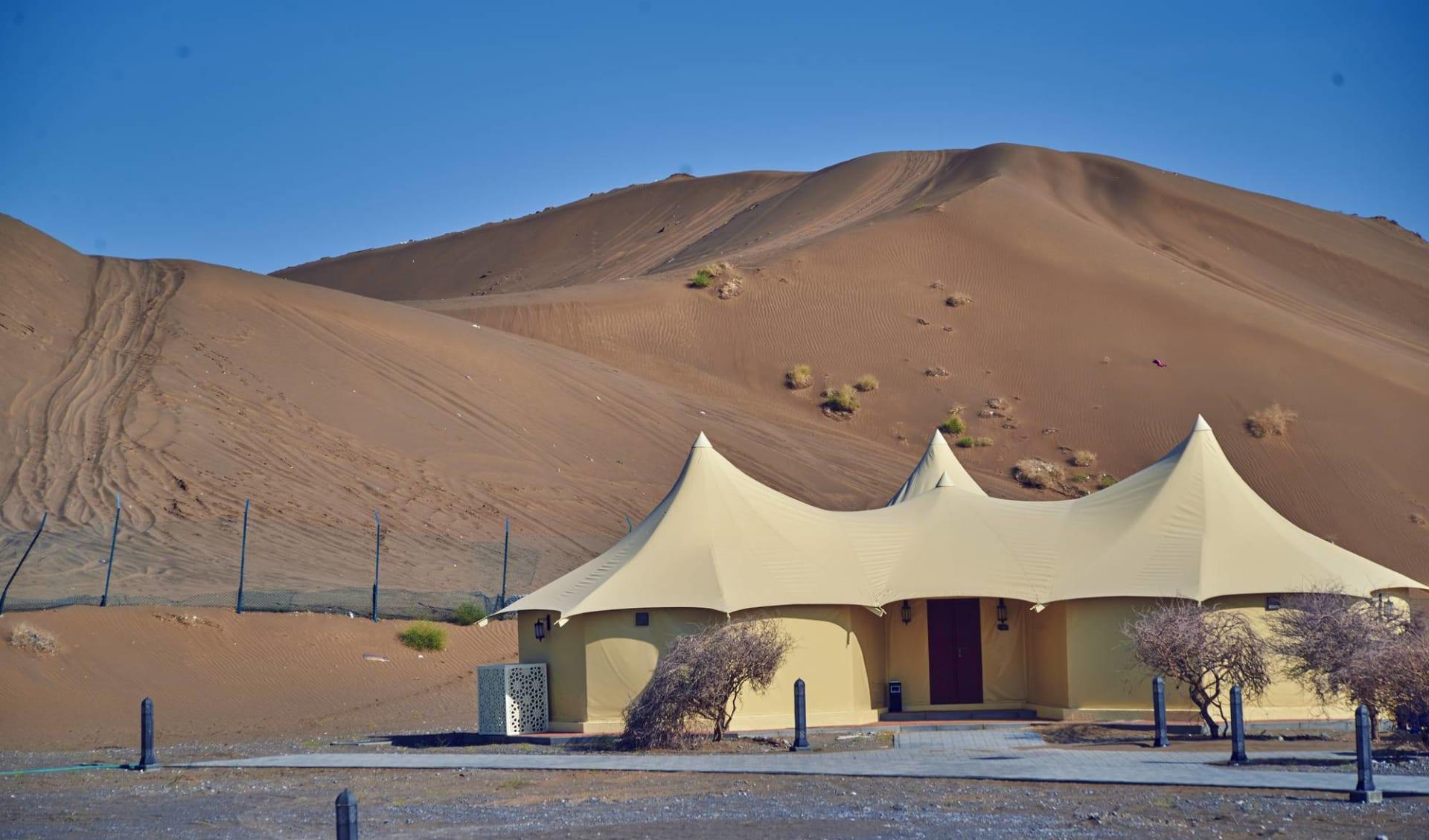 Dunes by Al Nahda in Barka: Suite Tent