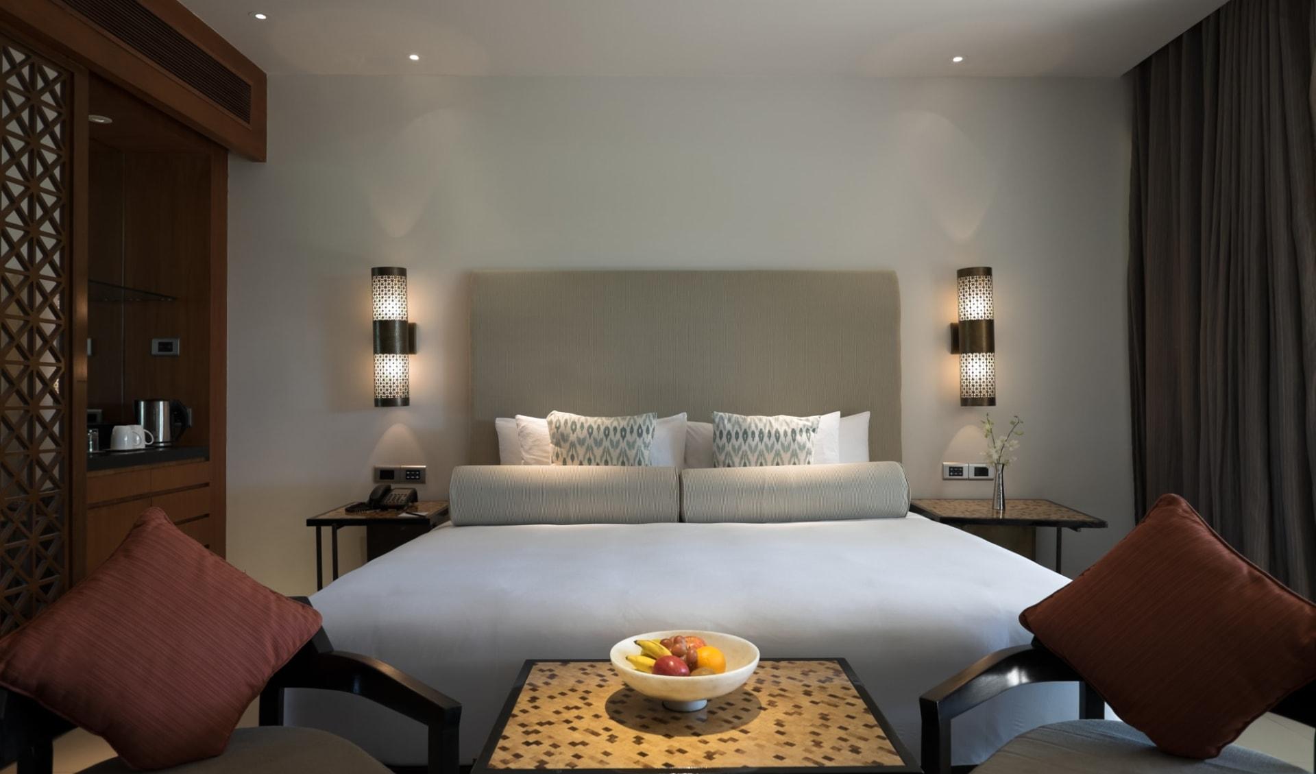 Alila Diwa Goa & The Diwa Club by Alila: Terrace Room   Bedroom