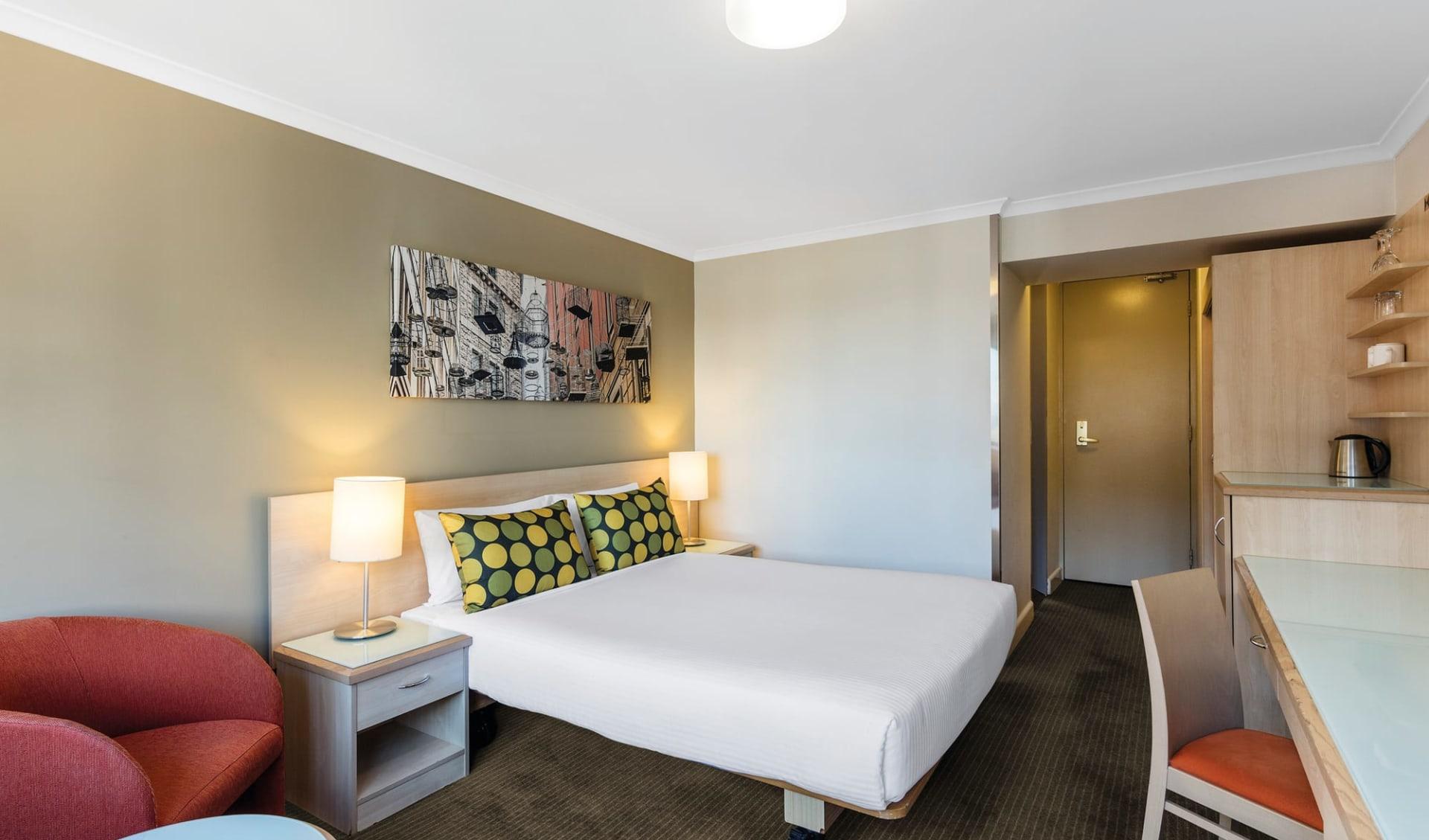 Travelodge Wynyard in Sydney:  Travelodge Wynyard - Executive Room