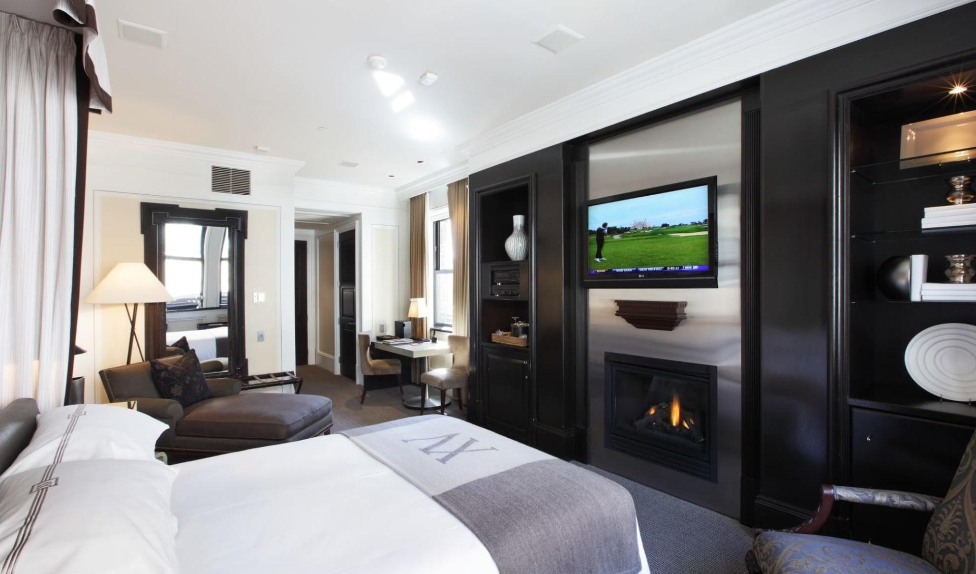 XV Beacon Hotel in Boston:  XV_Beacon_contemporary_classic