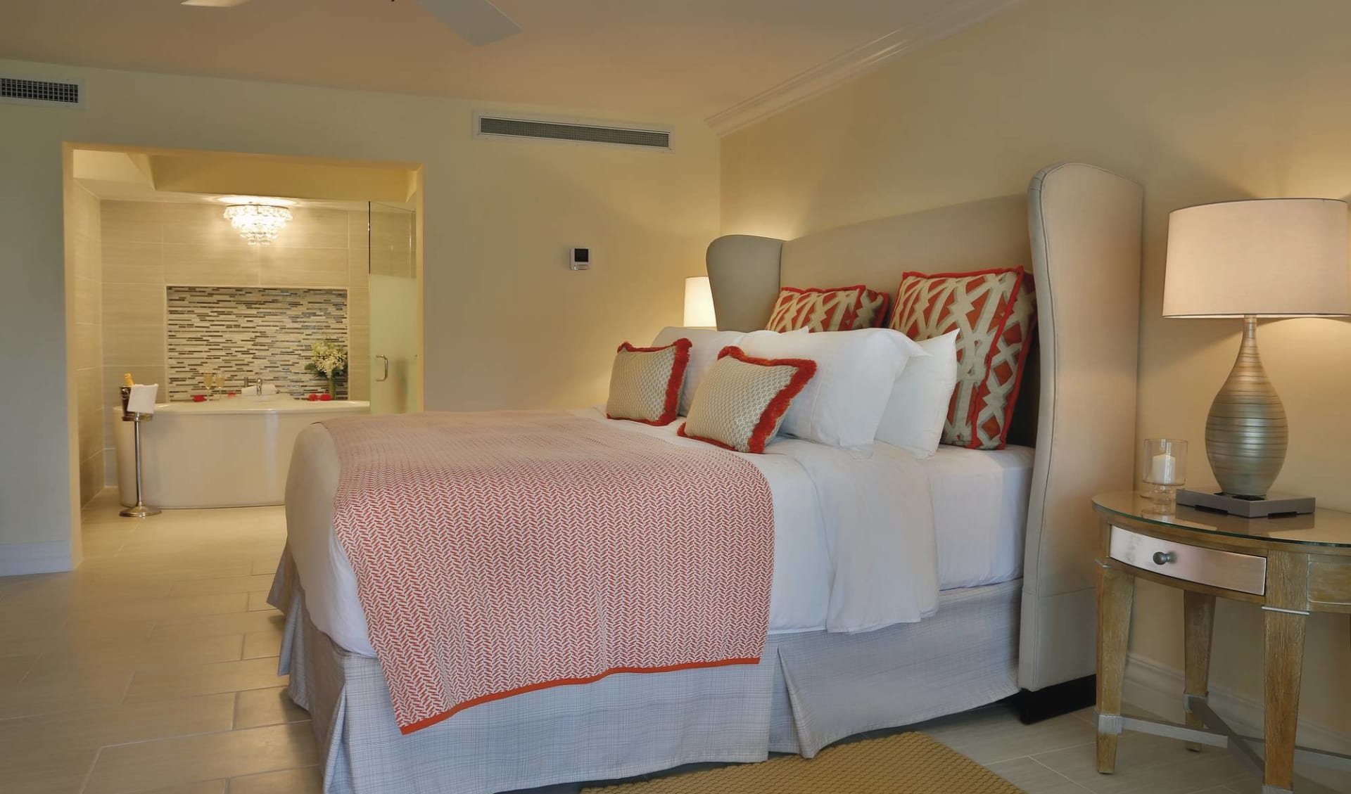 Rendezvous Hotel in Malabar Beach:  Zimmer Rendezvous St. Lucia - Standardzimmer cHotel