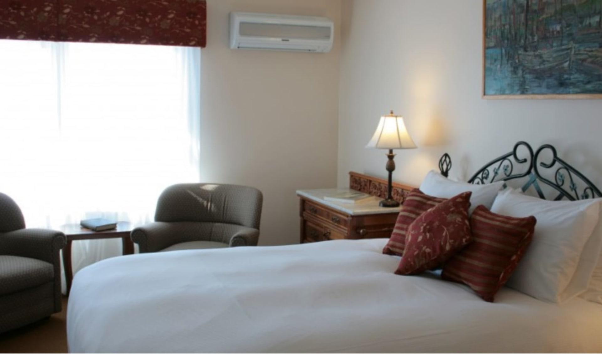 Rossmount Inn Hotel Restaurant and Bar in St. Andrews-by-the-Sea: Standard Queen Bett Zimmer